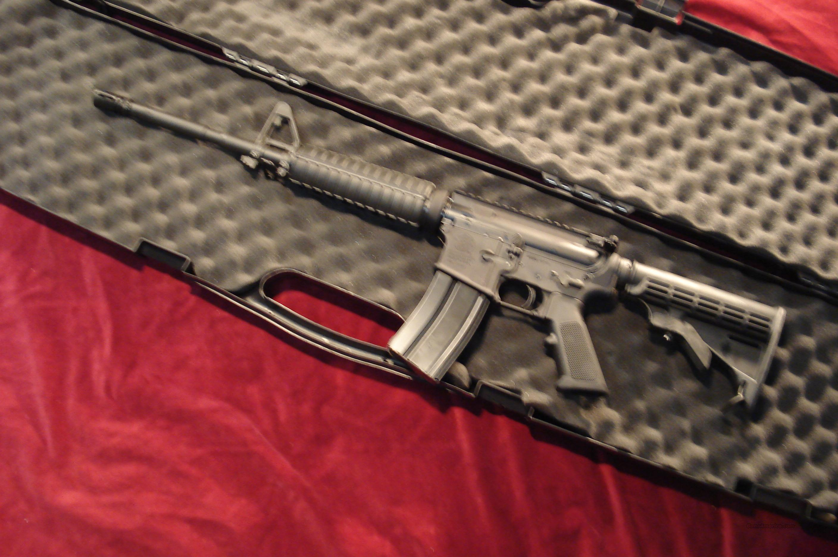 SMITH AND WESSON M&P15A FLAT TOP 5.45 X 39 CAL. NEW   Guns > Rifles > AR-15 Rifles - Small Manufacturers > Complete Rifle