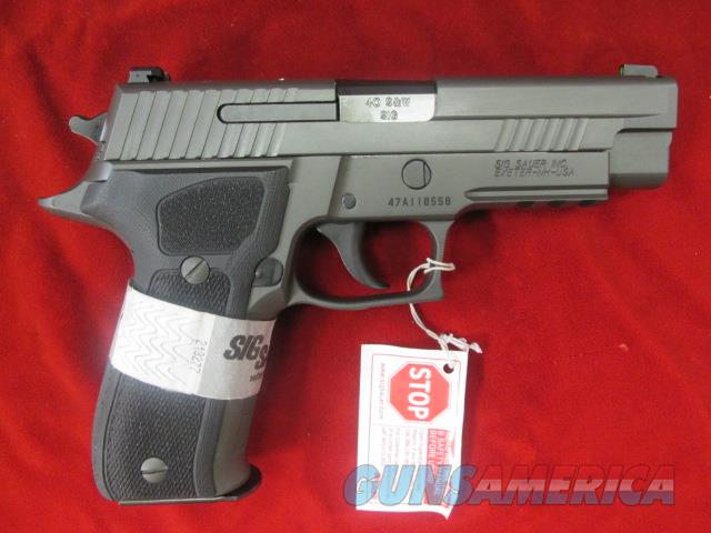 SIG SAUER P226 LEGION 40 S&W NEW  (E26R-40-LEGION) ( CALL FOR BEST PRICE )  Guns > Pistols > Sig - Sauer/Sigarms Pistols > P226