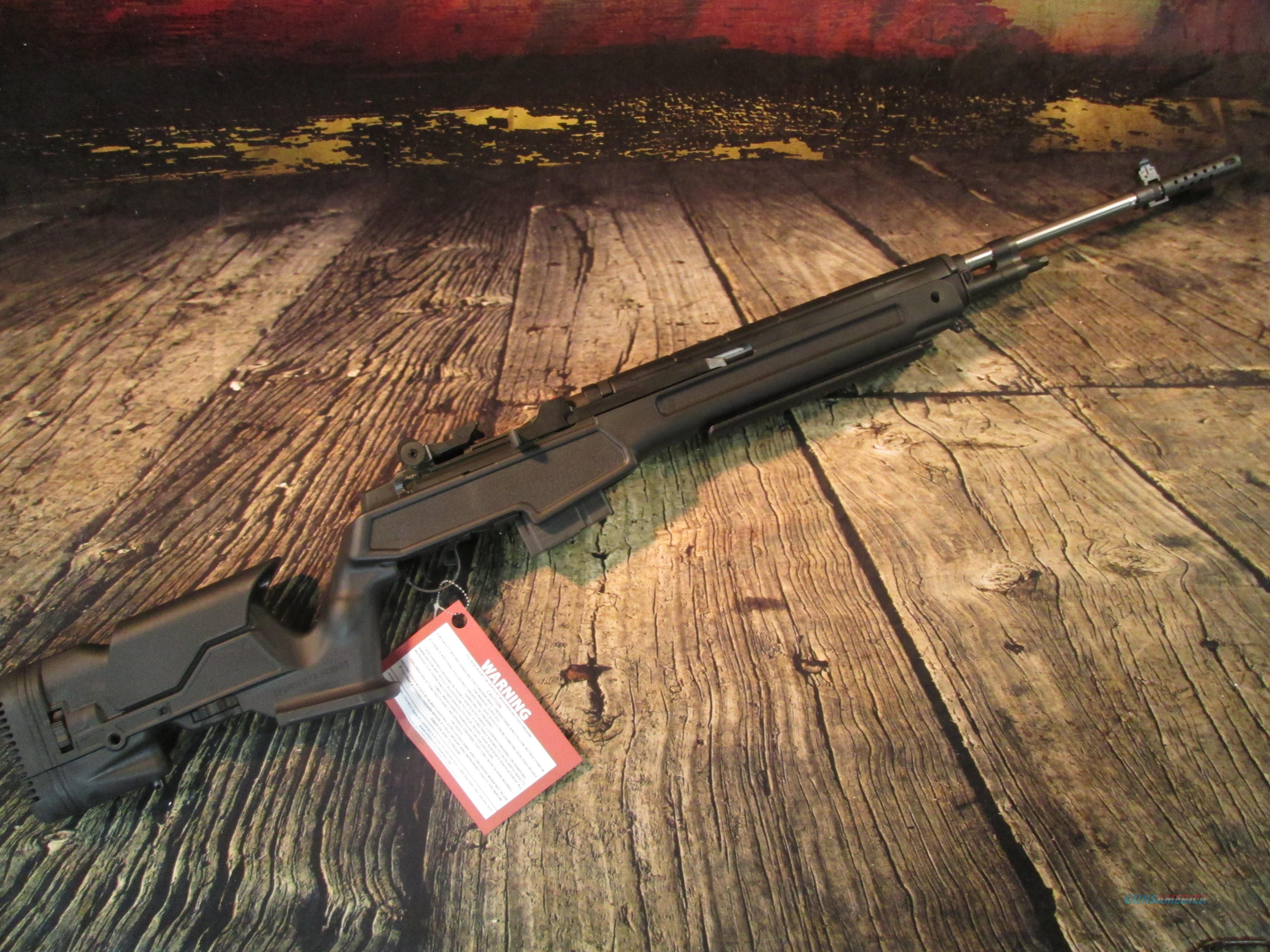 SPRINGFIELD MIA PRECISION ADJUSTABLE 6.5CREED (MP9826C65)   Guns > Rifles > Springfield Armory Rifles > M1A/M14