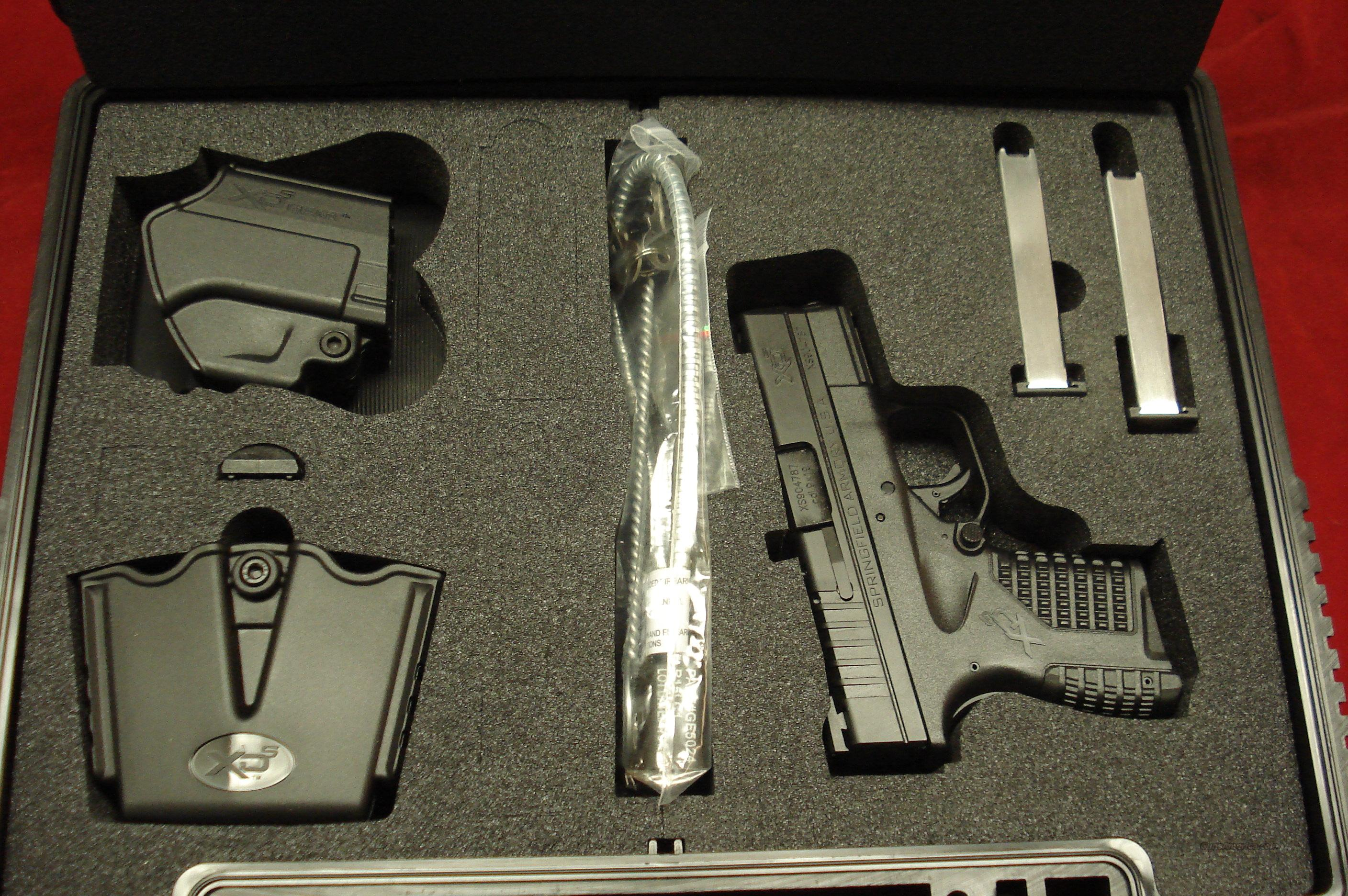 SPRINGFIELD ARMORY XDS 9MM  NEW  Guns > Pistols > Springfield Armory Pistols > XD-S