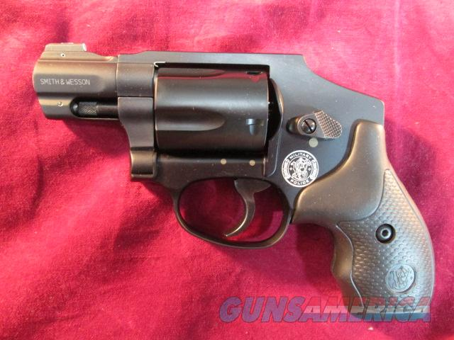 SMITH AND WESSON 340 M&P 357MAG NO LOCK W/ TRITIUM SIGHT NEW  Guns > Pistols > Smith & Wesson Revolvers > Pocket Pistols