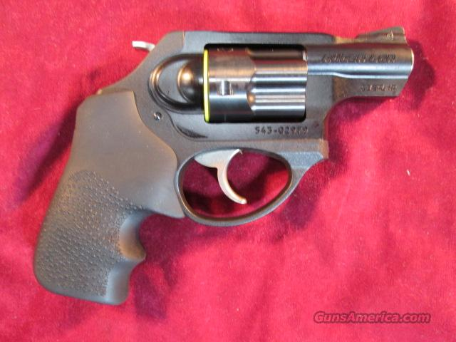 RUGER LCR-X REVOLVER SINGLE/DOUBLE ACTION .38 SPECIAL+P NEW  (5430)   Guns > Pistols > Ruger Double Action Revolver > LCR