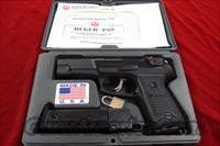 RUGER P89 BLUE 9MM HIGH CAP. USED  Guns > Pistols > Ruger Semi-Auto Pistols > P-Series