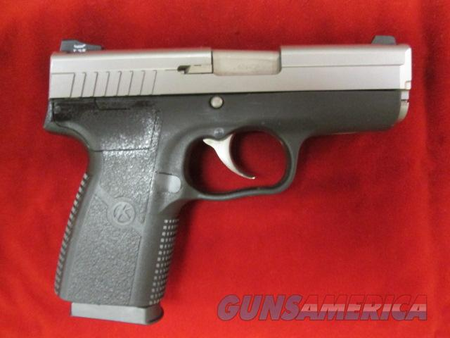KAHR ARMS P45 .45ACP STAINLESS W/ NIGHT SIGHTS USED  Guns > Pistols > Kahr Pistols