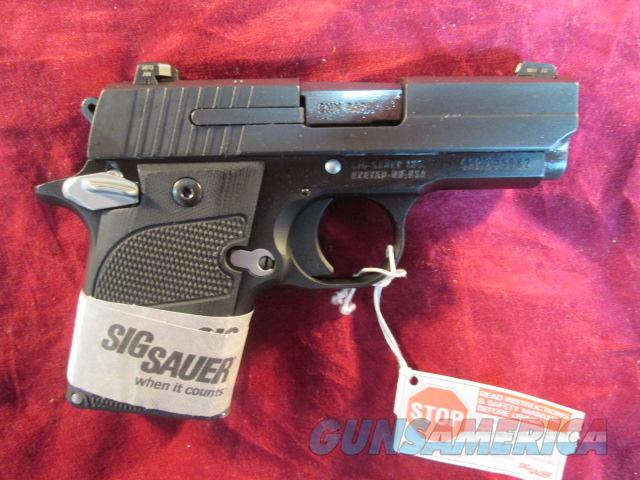 SIG SAUER 938 NIGHTMARE 9MM W/NIGHT SIGHTS NEW (938-9-NMR-AMBI)  Guns > Pistols > Sig - Sauer/Sigarms Pistols > P938