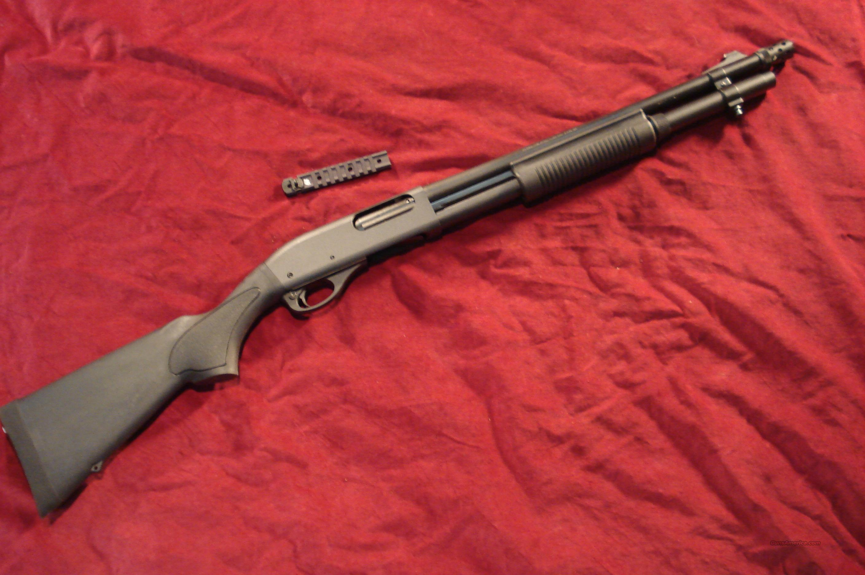REMINGTON 870 TACTICAL 12G MAGNUM XS GHOST RING SIGHT NEW   Guns > Shotguns > Remington Shotguns  > Pump > Tactical