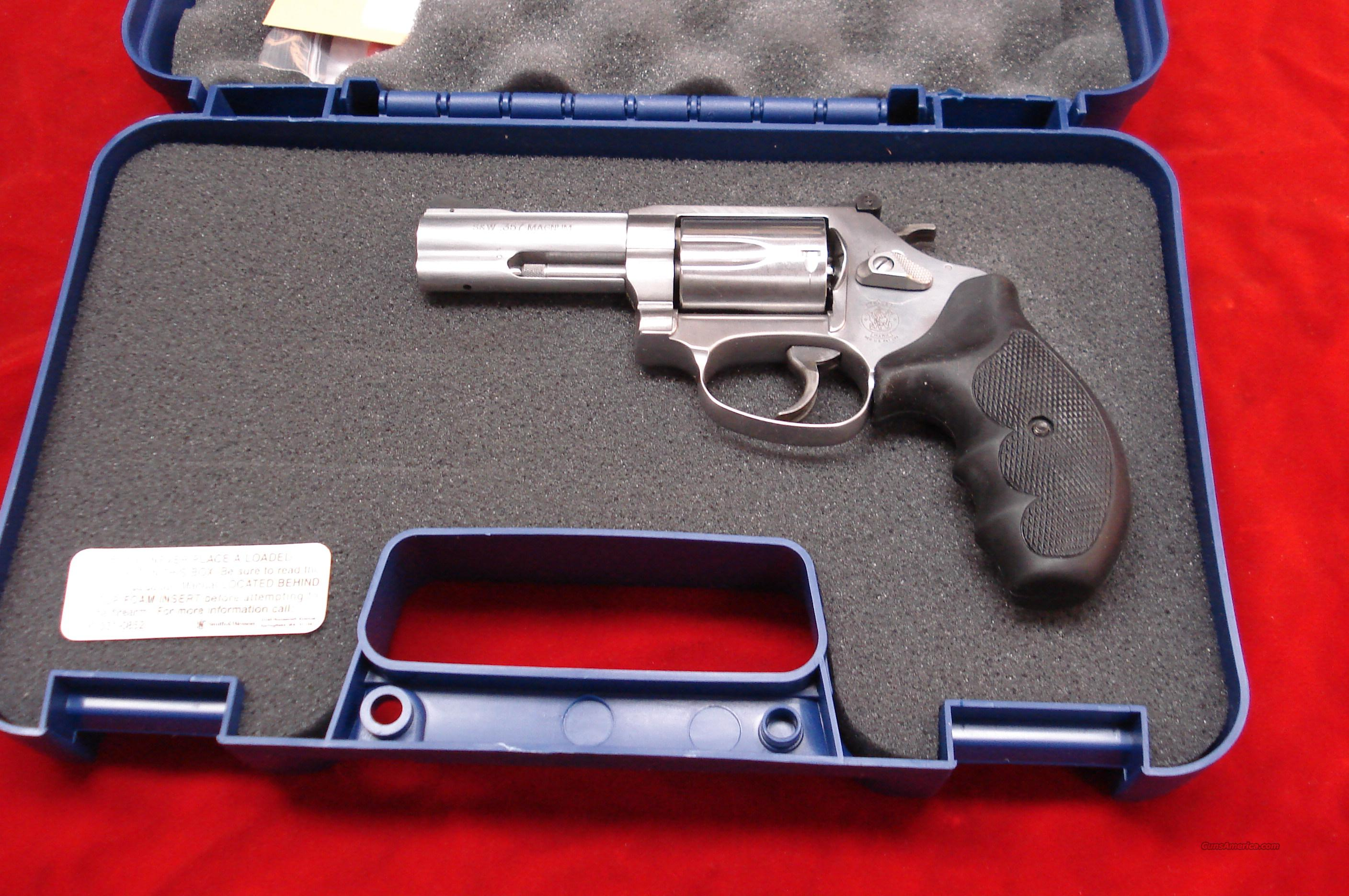SMITH AND WESSON MODEL MODEL 60  357MAG STAINLESS NEW  Guns > Pistols > Smith & Wesson Revolvers > Pocket Pistols