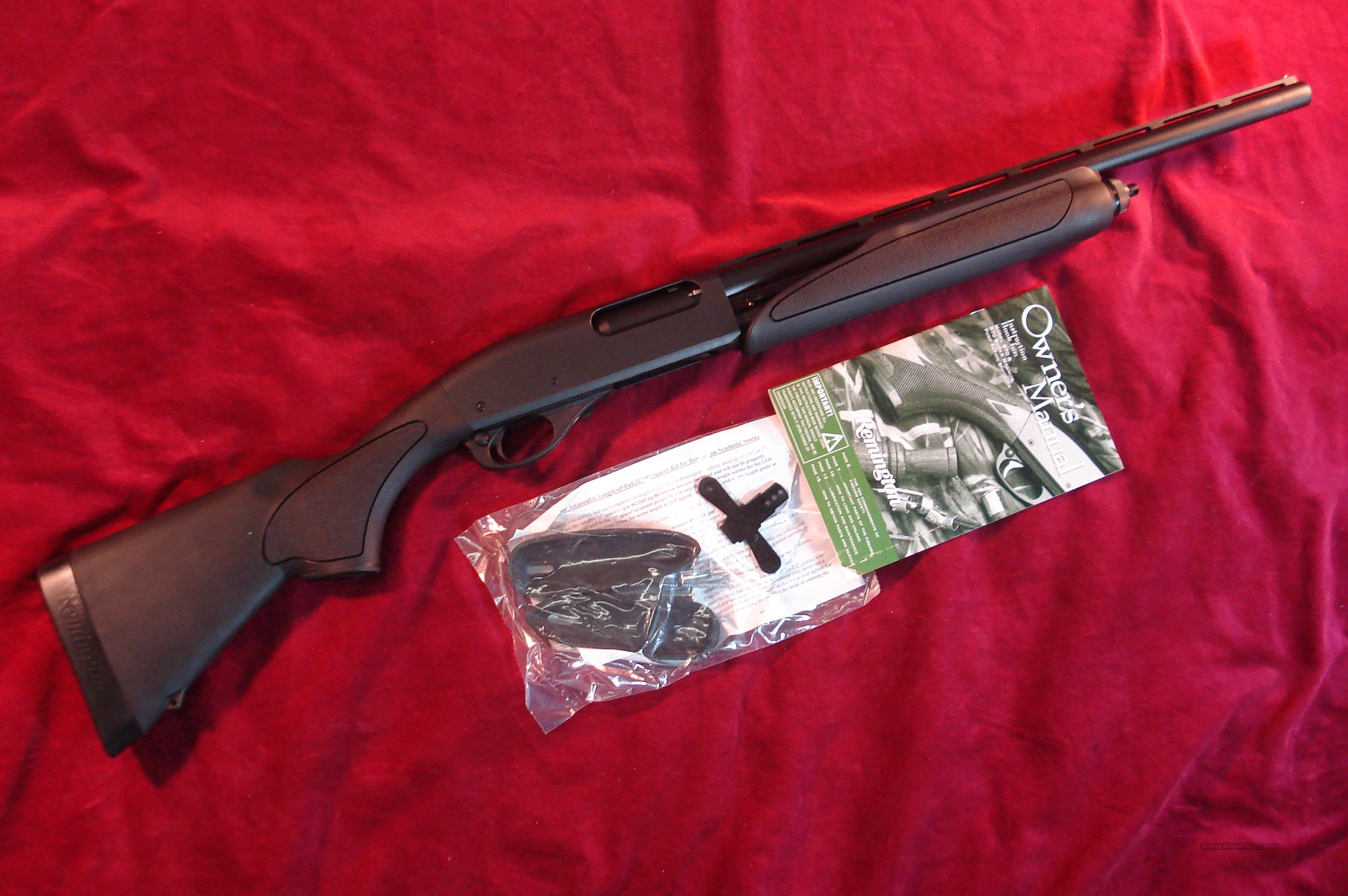 "REMINGTON 870 EXPRESS COMPACT JR 20 GA, 18"" BLACK SYNTHETIC NEW  Guns > Shotguns > Remington Shotguns  > Pump > Hunting"