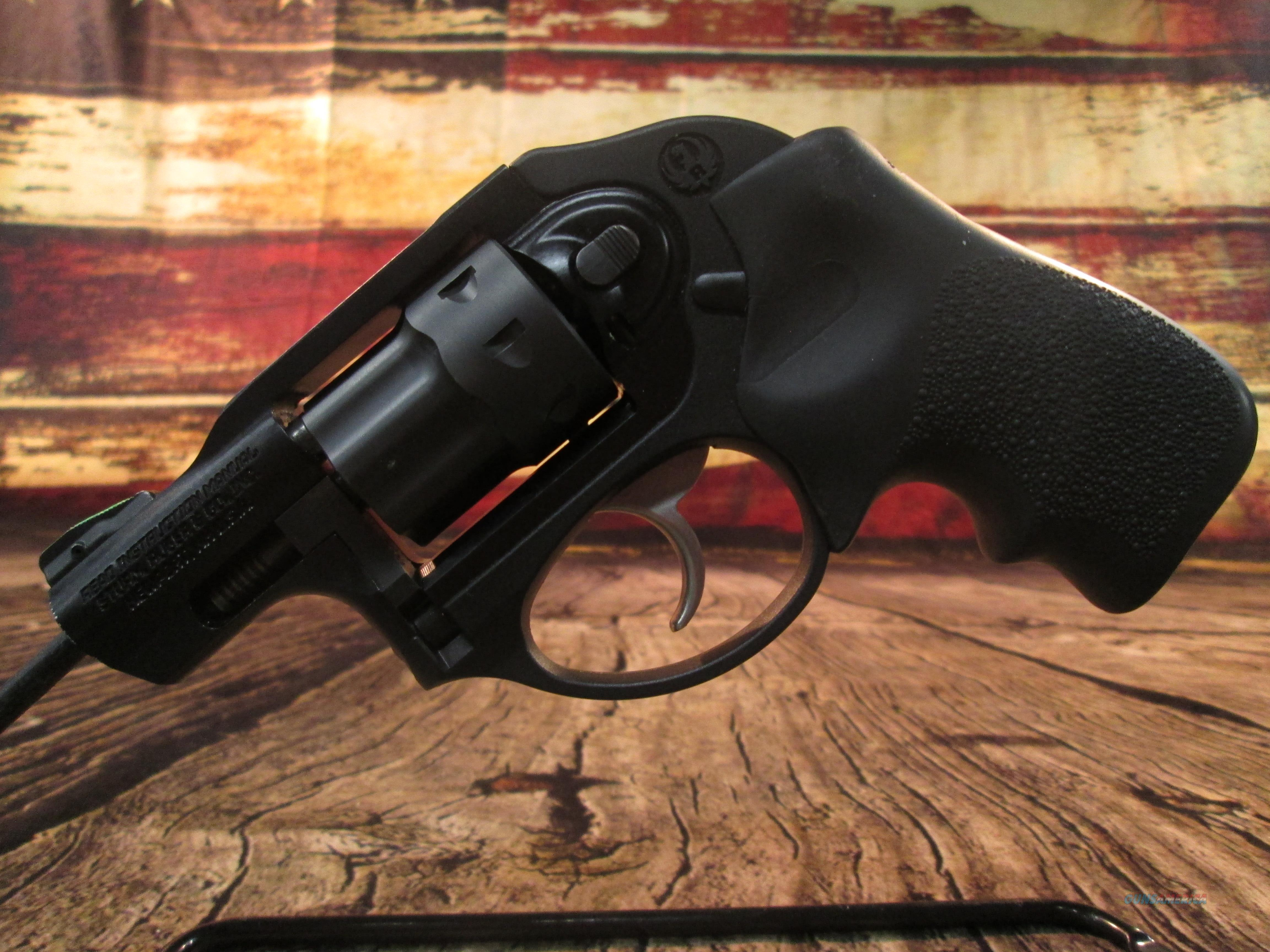 RUGER LCR .22 LR USED (63024)  Guns > Pistols > Ruger Double Action Revolver > LCR