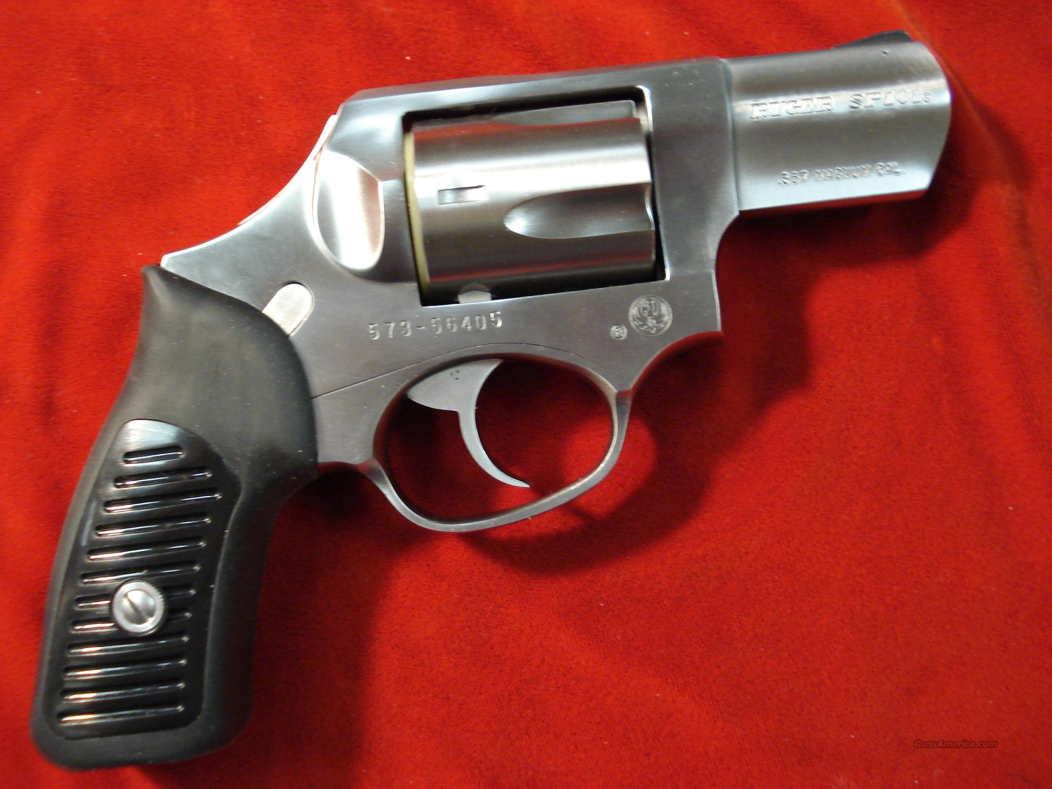 RUGER NEW SP101 357CAL.  Guns > Pistols > Ruger Double Action Revolver > SP101 Type