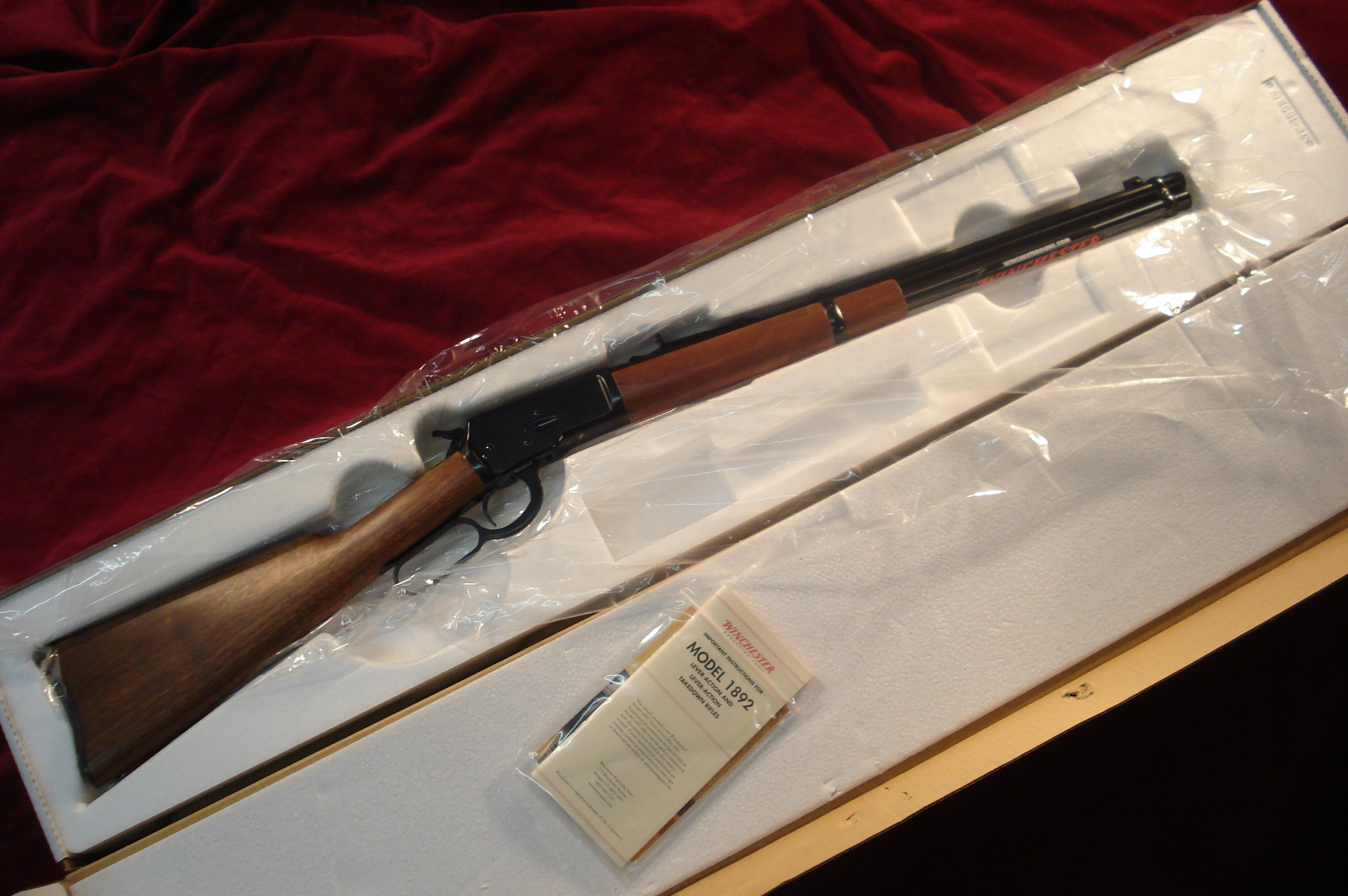 WINCHESTER 1892 CARBINE 45 COLT NEW  Guns > Rifles > Winchester Rifles - Modern Lever > Other Lever > Post-64
