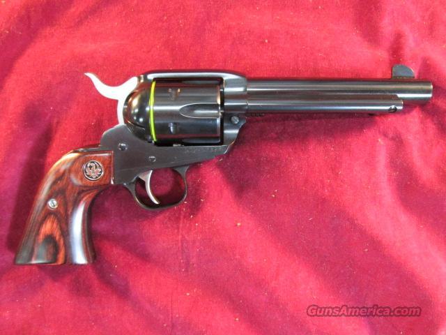 "RUGER VAQUERO BLUE 45 COLT 5.5"" NEW (NV-455)  (05101)  Guns > Pistols > Ruger Single Action Revolvers > Cowboy Action"