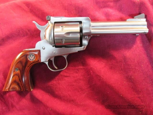 "RUGER BLACKHAWK 357MAG 4 5/8"" STAINLESS USED  Guns > Pistols > Ruger Single Action Revolvers > Blackhawk Type"