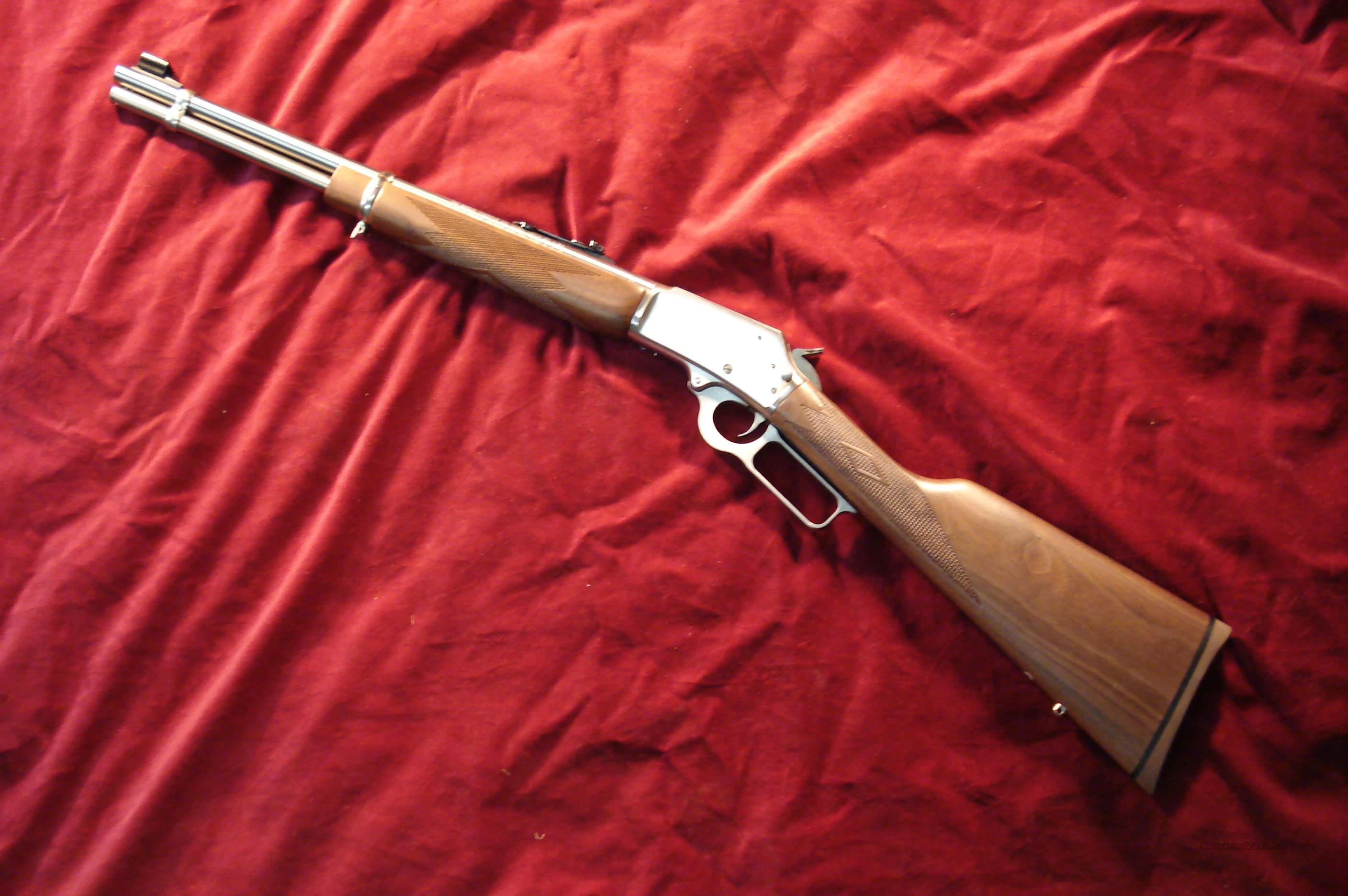MARLIN STAINLESS 1894C 357 MAG NEW  Guns > Rifles > Marlin Rifles > Modern > Lever Action