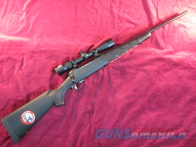 SAVAGE TROPHY HUNTER 7MM-08 W/ NIKON 3X9 SCOPE LIKE NEW USED  Guns > Rifles > Savage Rifles > Accutrigger Models > Sporting