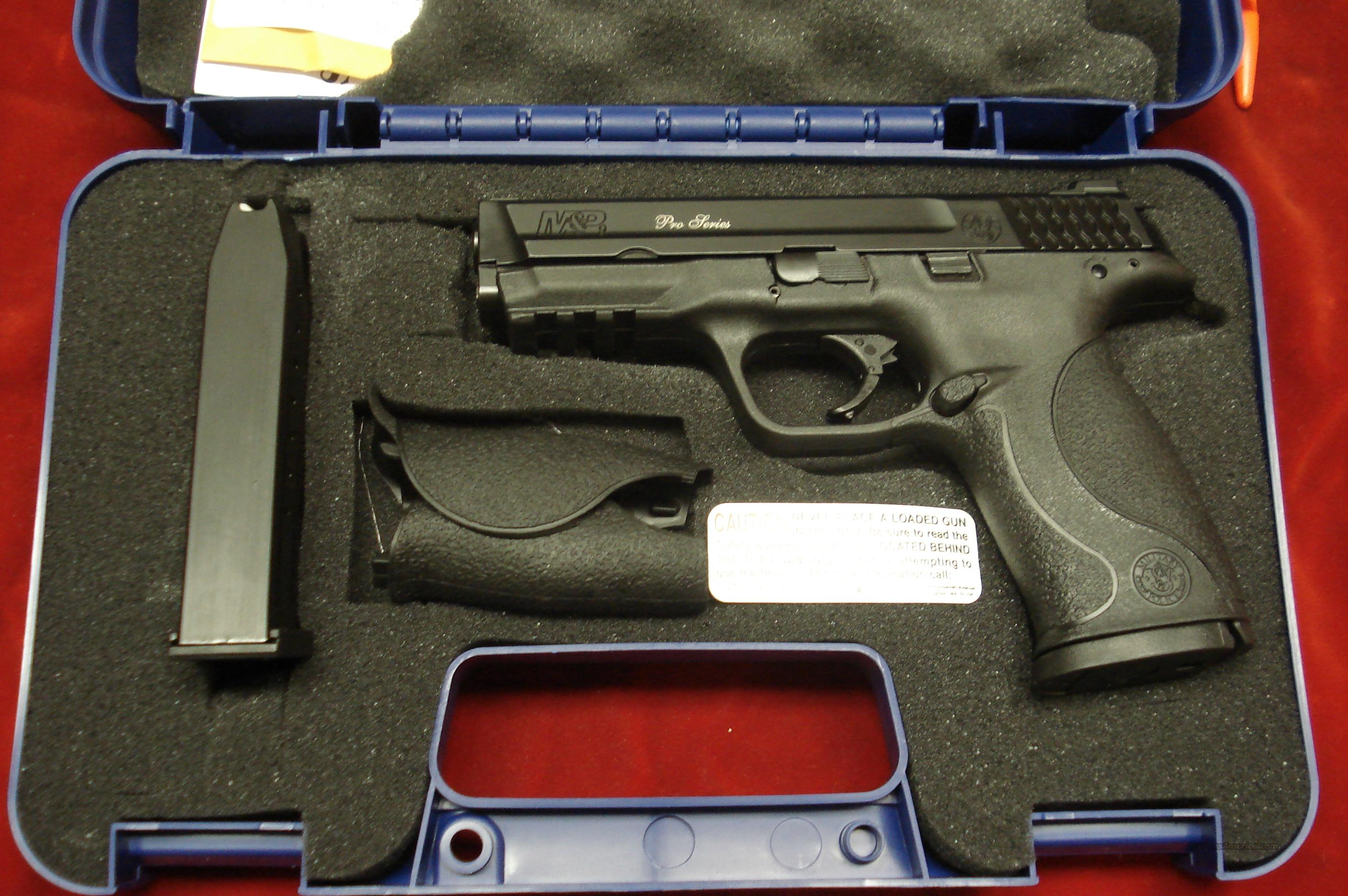 SMITH AND WESSON M&P PRO SERIES 9MM WITH  HIGH CAPACITY MAGS AND NIGHT SIGHTS NEW   Guns > Pistols > Smith & Wesson Pistols - Autos > Polymer Frame