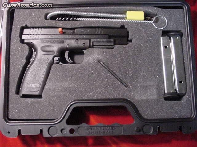 SPRINGFIELD ARMORY XD 9MM TACTICAL PACKAGE NEW  Guns > Pistols > Springfield Armory Pistols > XD (eXtreme Duty)