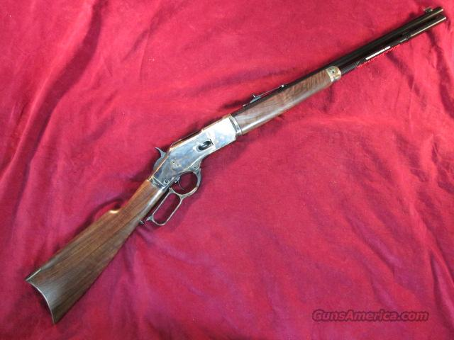 WINCHESTER 1873 SHORT RIFLE CASE HARDENED 45 COLT NEW  Guns > Rifles > Winchester Rifles - Modern Lever > Other Lever > Post-64