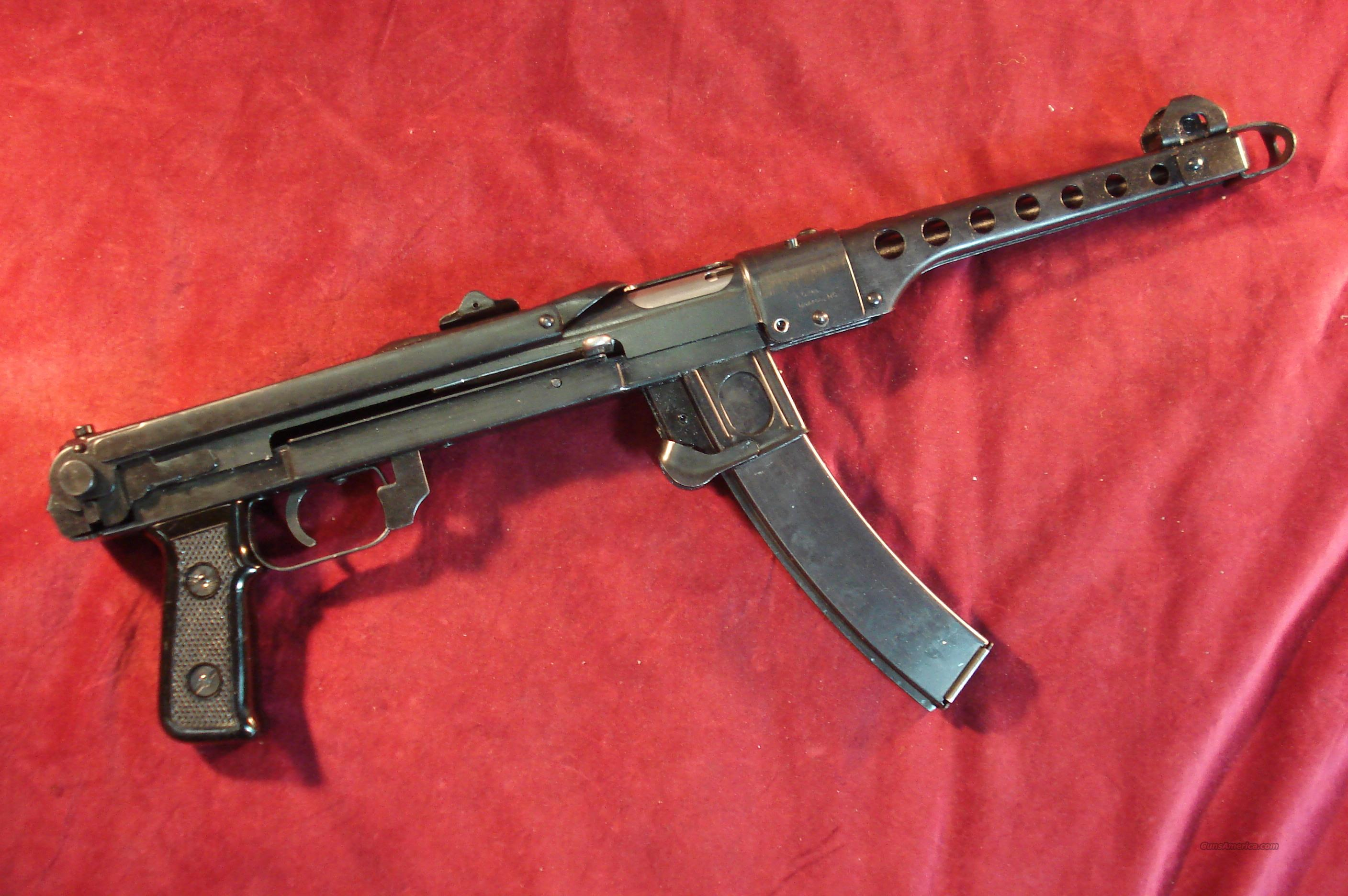 I.O. INC POLISH PPS-43C 7.62X25 TOKAREV PISTOL PERMANENTLY FOLDED STOCK W/4 35 ROUND MAGS NEW  Guns > Pistols > Military Misc. Pistols Non-US