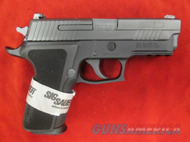 SIG SAUER P229 ELITE 9MM W/ NIGHT SIGHTS UNFIRED USED  Guns > Pistols > Sig - Sauer/Sigarms Pistols > P229