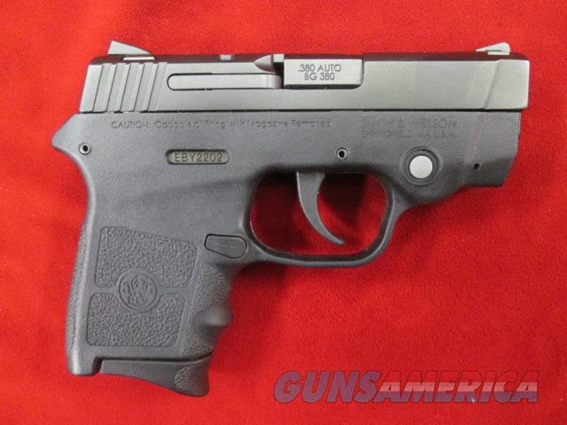 SMITH AND WESSON BODYGUARD 380 W/ INSIGHT LASER USED   Guns > Pistols > Smith & Wesson Pistols - Autos > Polymer Frame