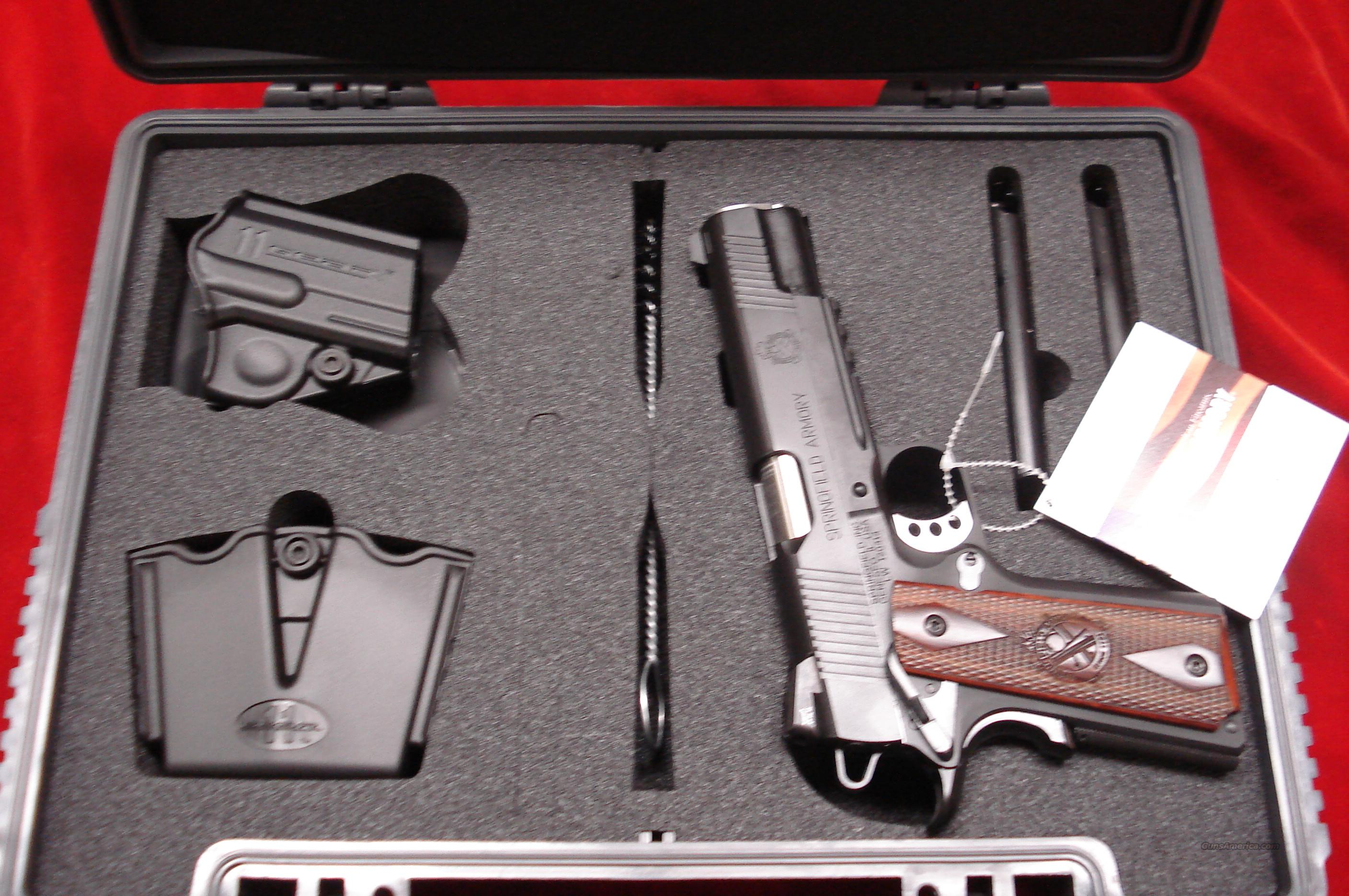 SPRINGFIELD ARMORY LOADED LW OPERATOR (PX9116LP) NEW  Guns > Pistols > Springfield Armory Pistols > 1911 Type