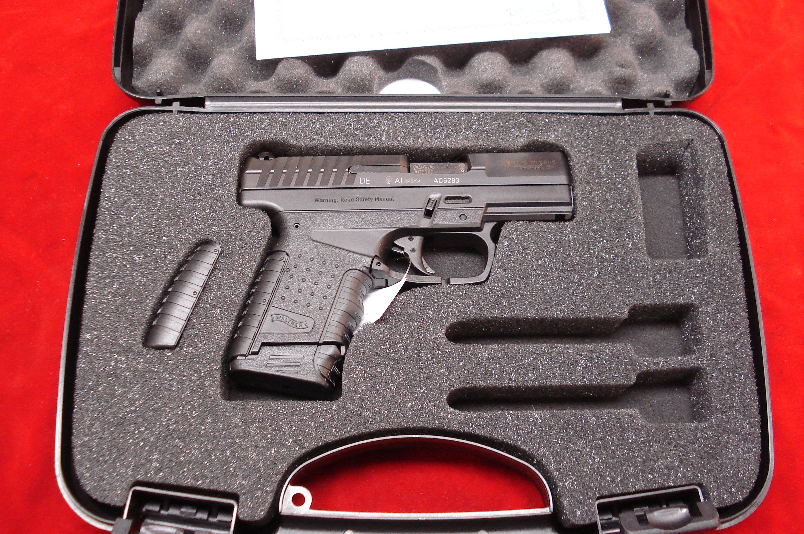 WALTHER PPS 9MM NEW IN THE BOX  Guns > Pistols > Walther Pistols > Post WWII > PP Series