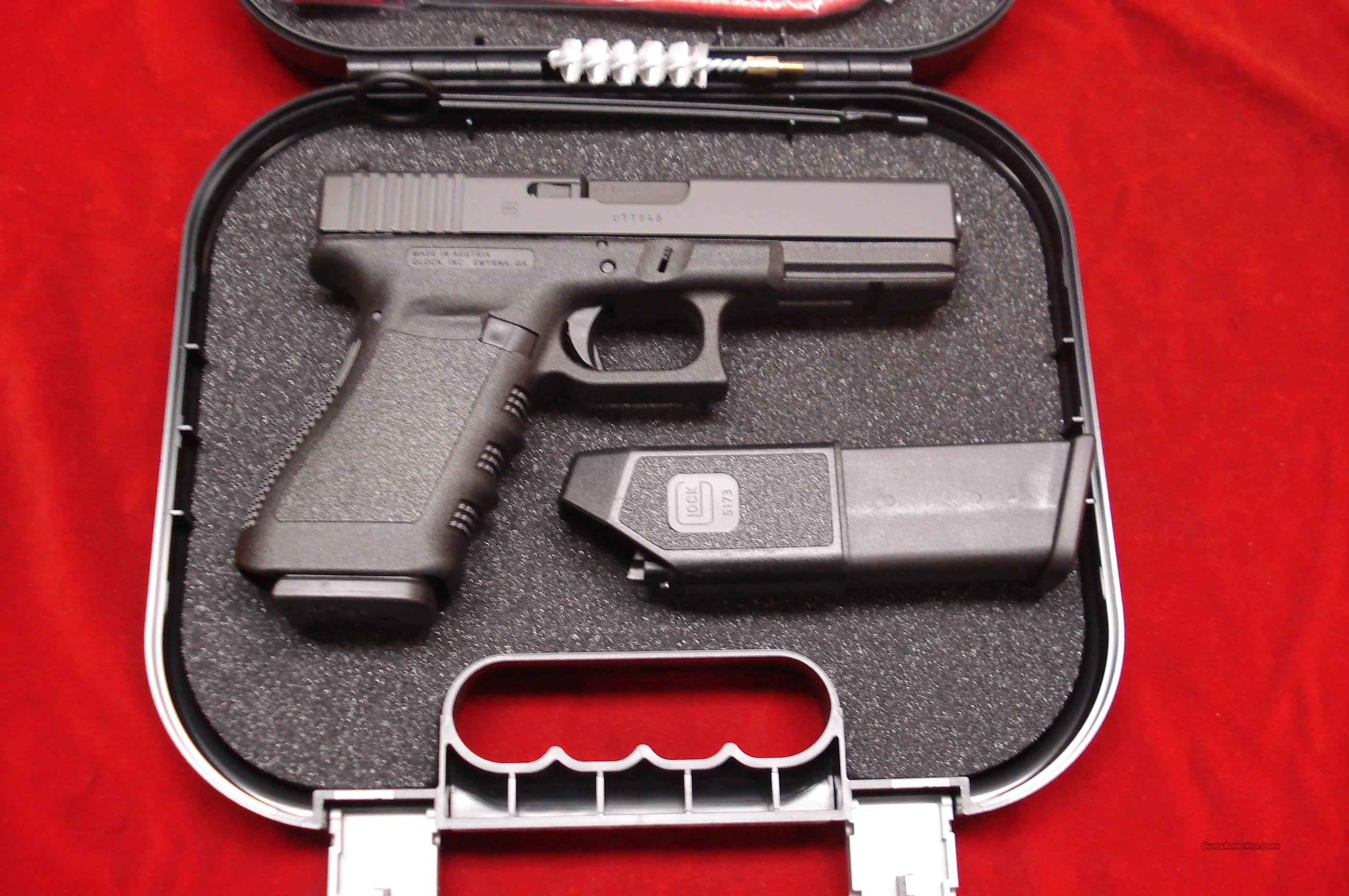 GLOCK MODEL 21 45ACP NEW  Guns > Pistols > Glock Pistols > 20/21