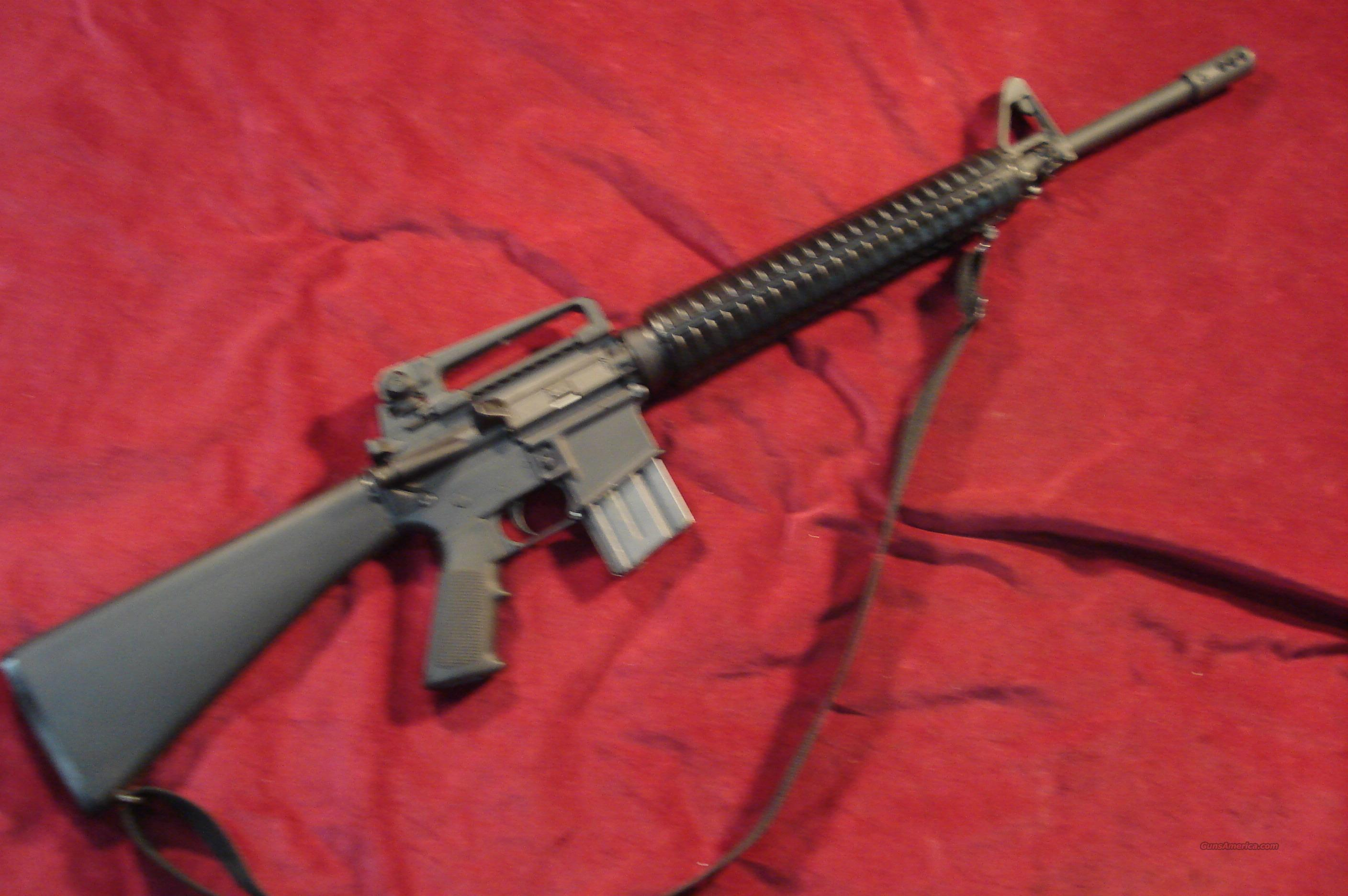"COLT AR15 20"" HBAR  FLAT TOP 5.56/223CAL. USED (MT6700C)  Guns > Rifles > Colt Military/Tactical Rifles"