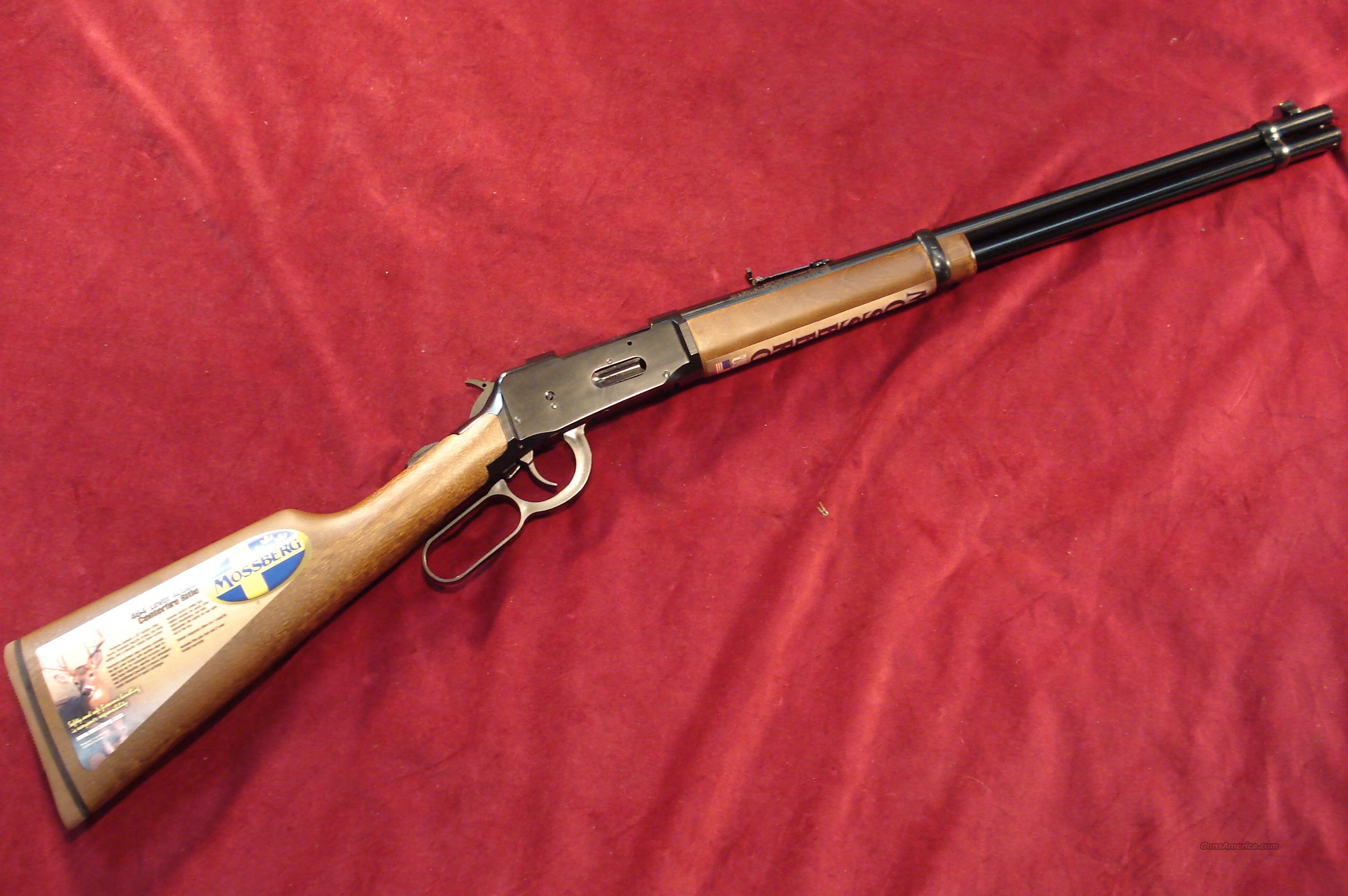 MOSSBERG 464 LEVER ACTION 30-30CAL. NEW  Guns > Rifles > Mossberg Rifles