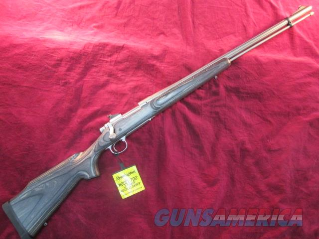 "REMINGTON 700SF ULTIMATE MUZZLELOADER 26"" 50CAL NEW  Guns > Rifles > Remington Rifles - Modern > Other"