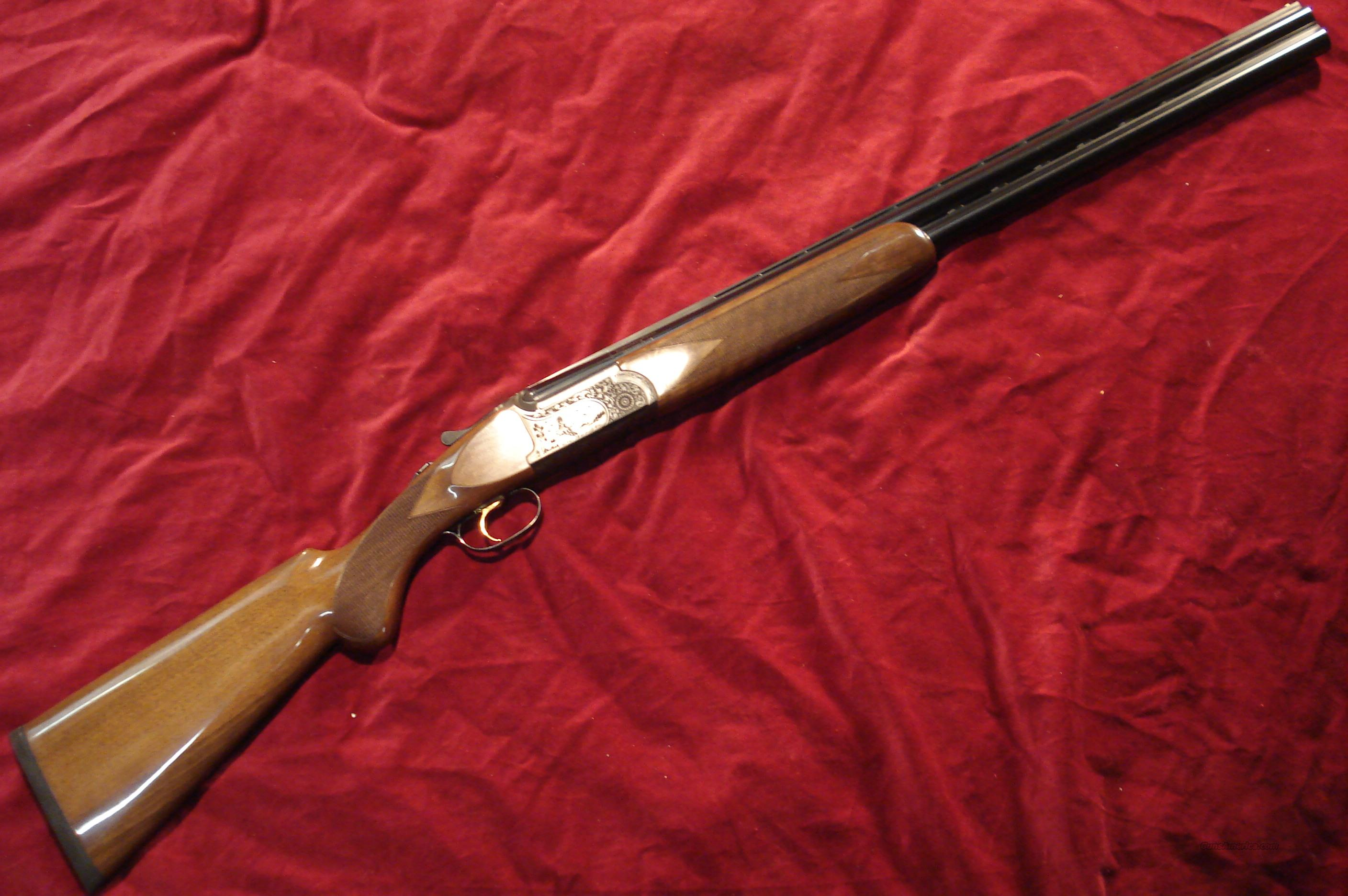"WEATHERBY ORION D'ITALIA 12G 3"" OVER UNDER NEW  Guns > Shotguns > Weatherby Shotguns > Hunting > O/U"