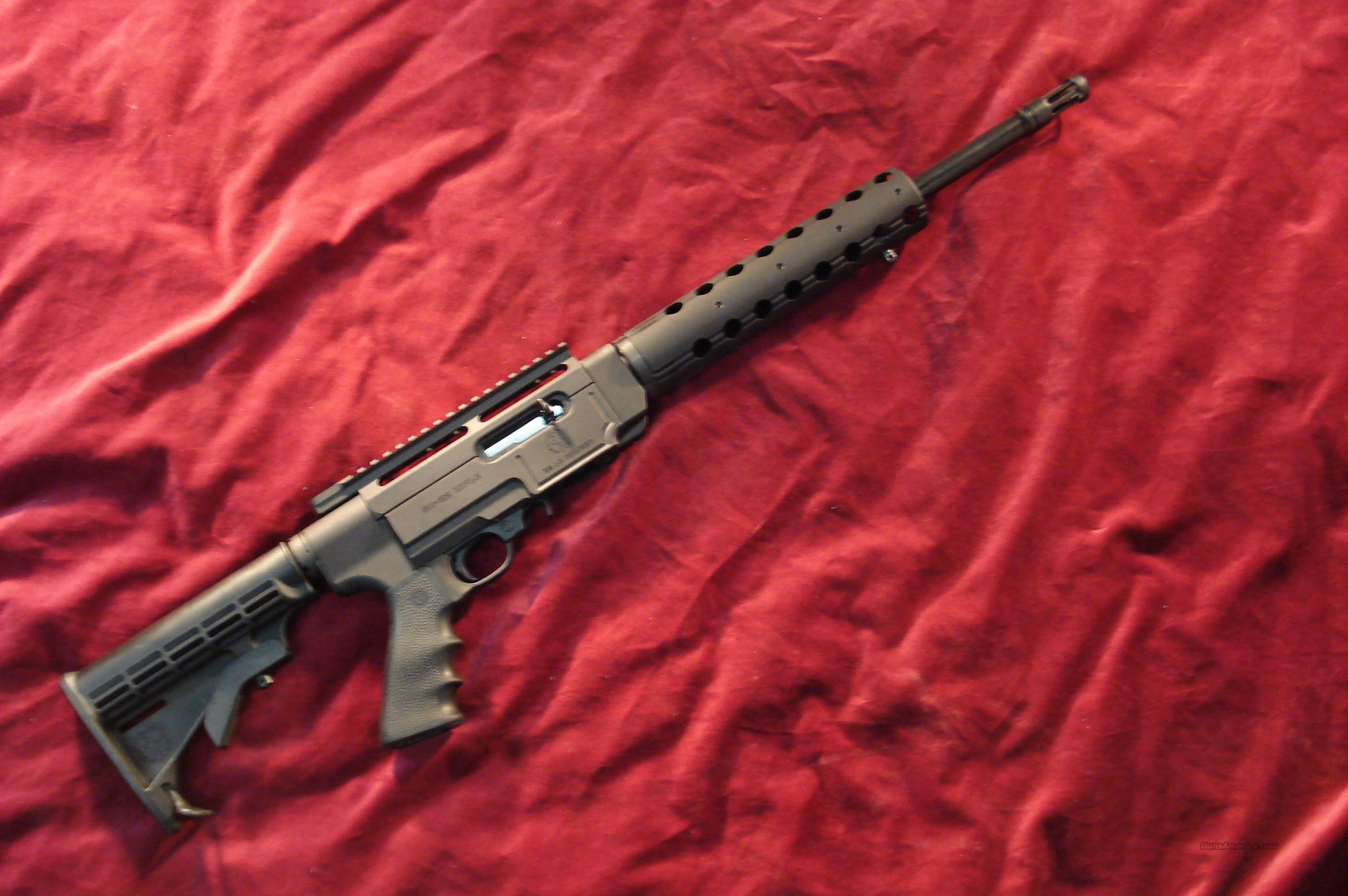 RUGER SR-22 RIFLE NEW (SR-22R)  Guns > Rifles > Ruger Rifles > 10-22