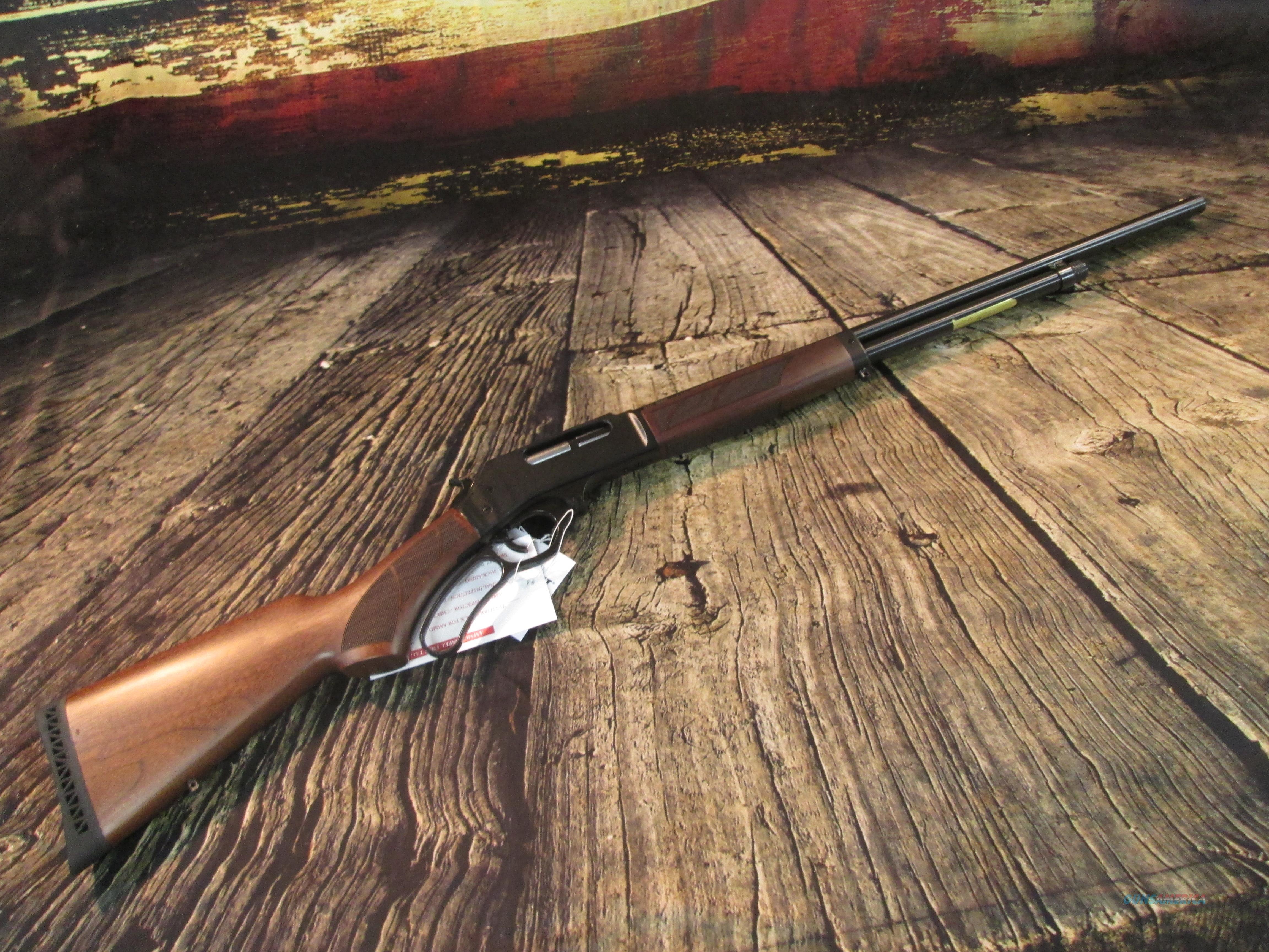 "HENRY H018-410R SHOTGUN LEVER 410 GAUGE 24"" (H018410)  Guns > Shotguns > Henry Shotguns"