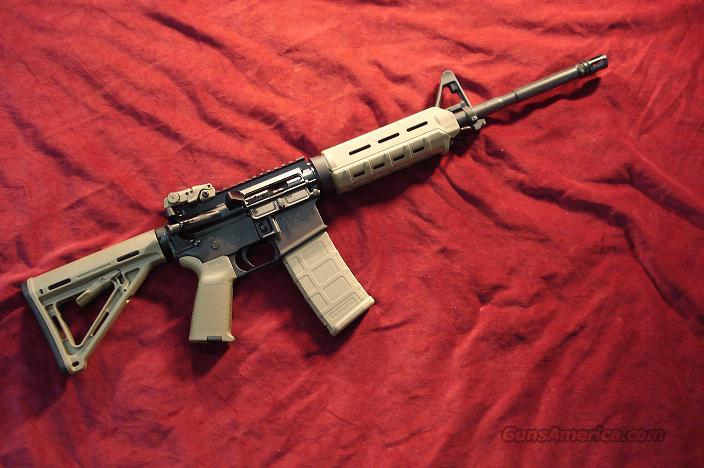 SMITH AND WESSON M&P15 MOE (MAGPUL ORIGINAL EQUIPMENT) FLAT DARK EARTH NEW    Guns > Rifles > AR-15 Rifles - Small Manufacturers > Complete Rifle