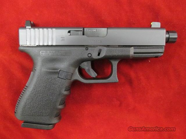 GLOCK 19 THREADED BARREL GEN 3 9MM NEW  Guns > Pistols > Glock Pistols > 19
