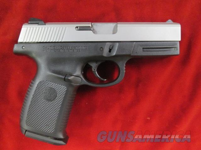 SMITH AND WESSON SIGMA SW40VE .40 CAL USED  Guns > Pistols > Smith & Wesson Pistols - Autos > Polymer Frame