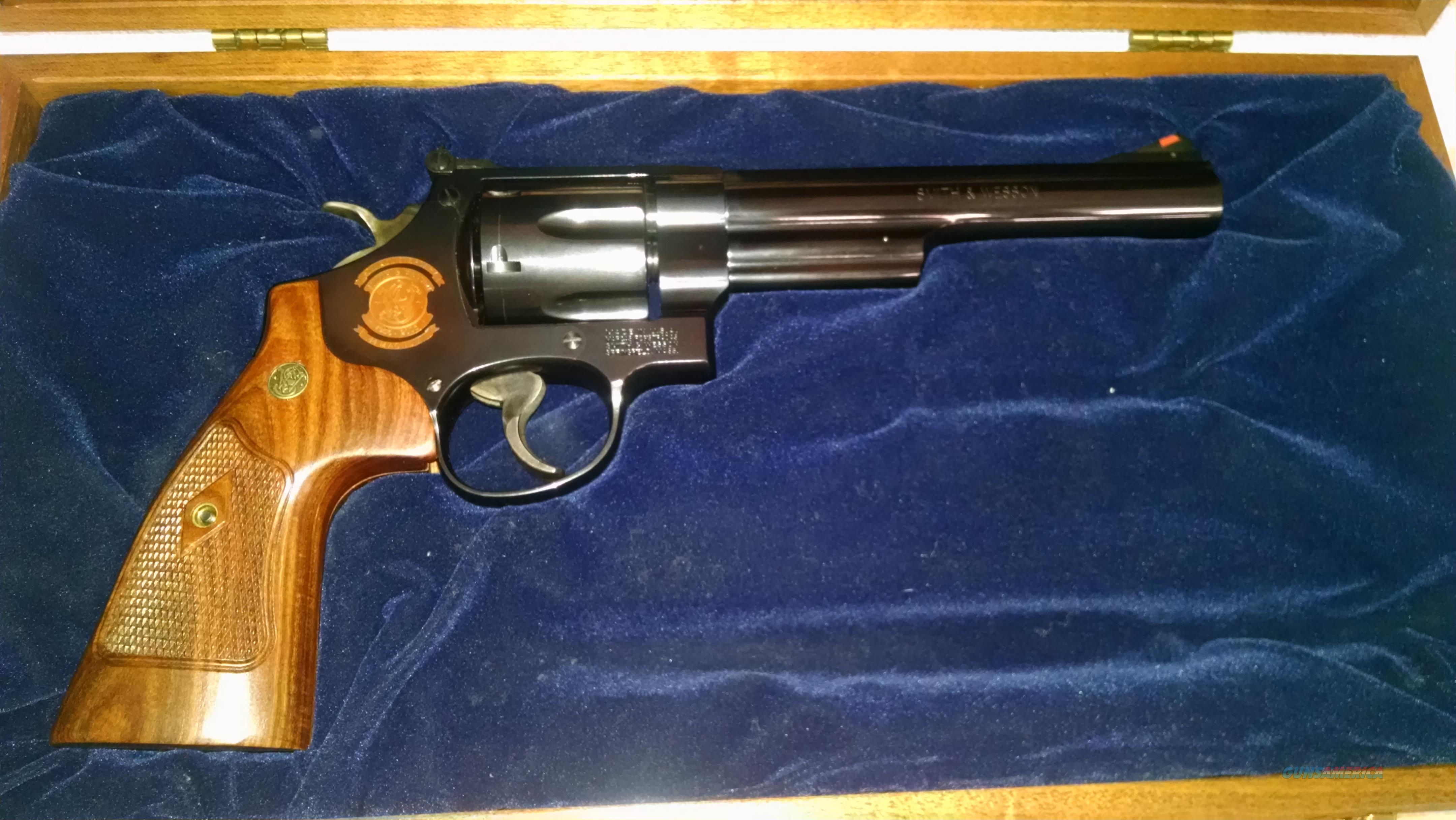 Smith and Wesson Model 29, 44 Mag.  50th anniversary Model  Guns > Pistols > Smith & Wesson Revolvers > Full Frame Revolver