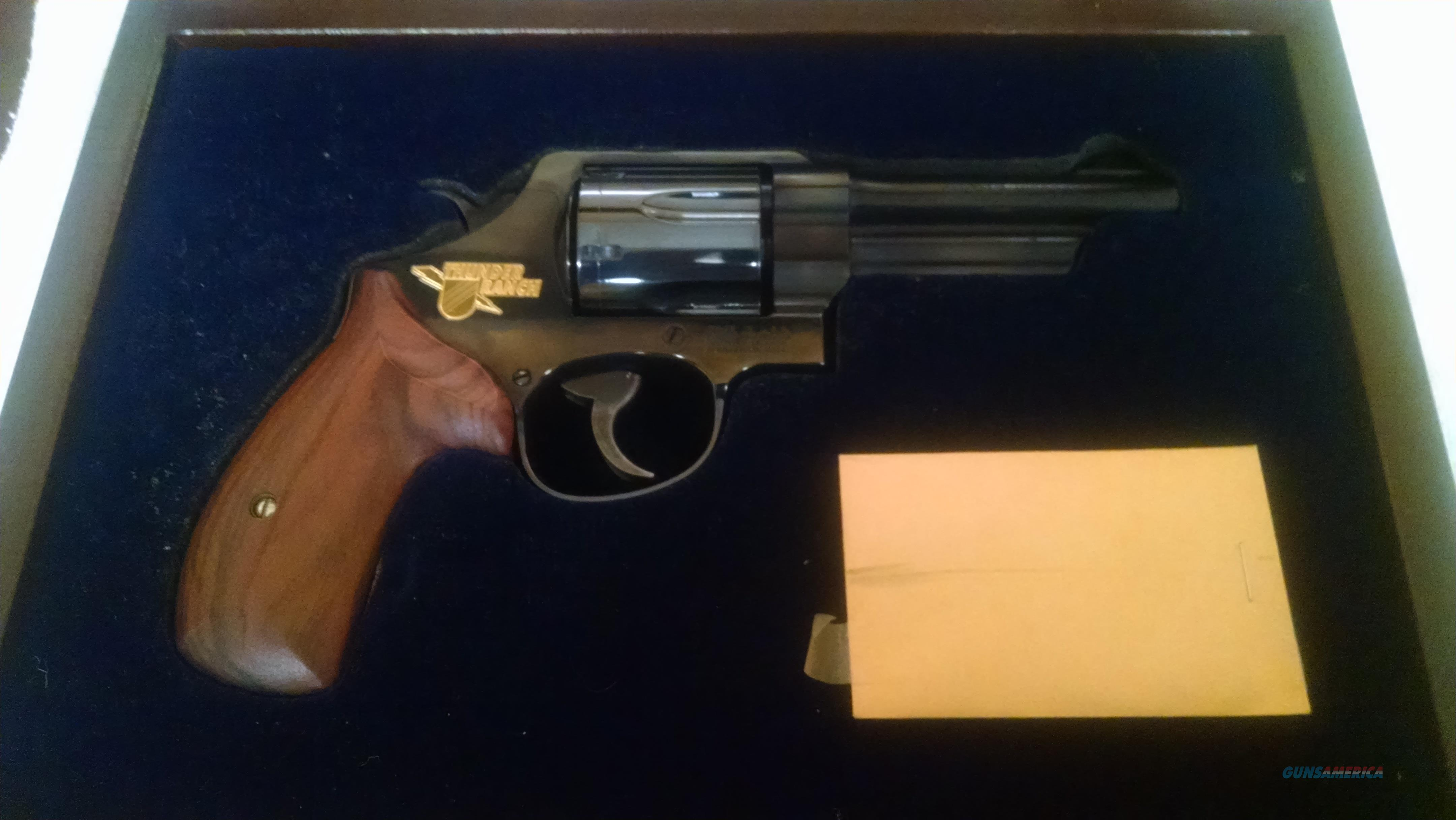 Smith and Wesson Model 21, 44 Special, Thunder Ranch, Elmer Keith Special Edition  Guns > Pistols > Smith & Wesson Revolvers > Full Frame Revolver