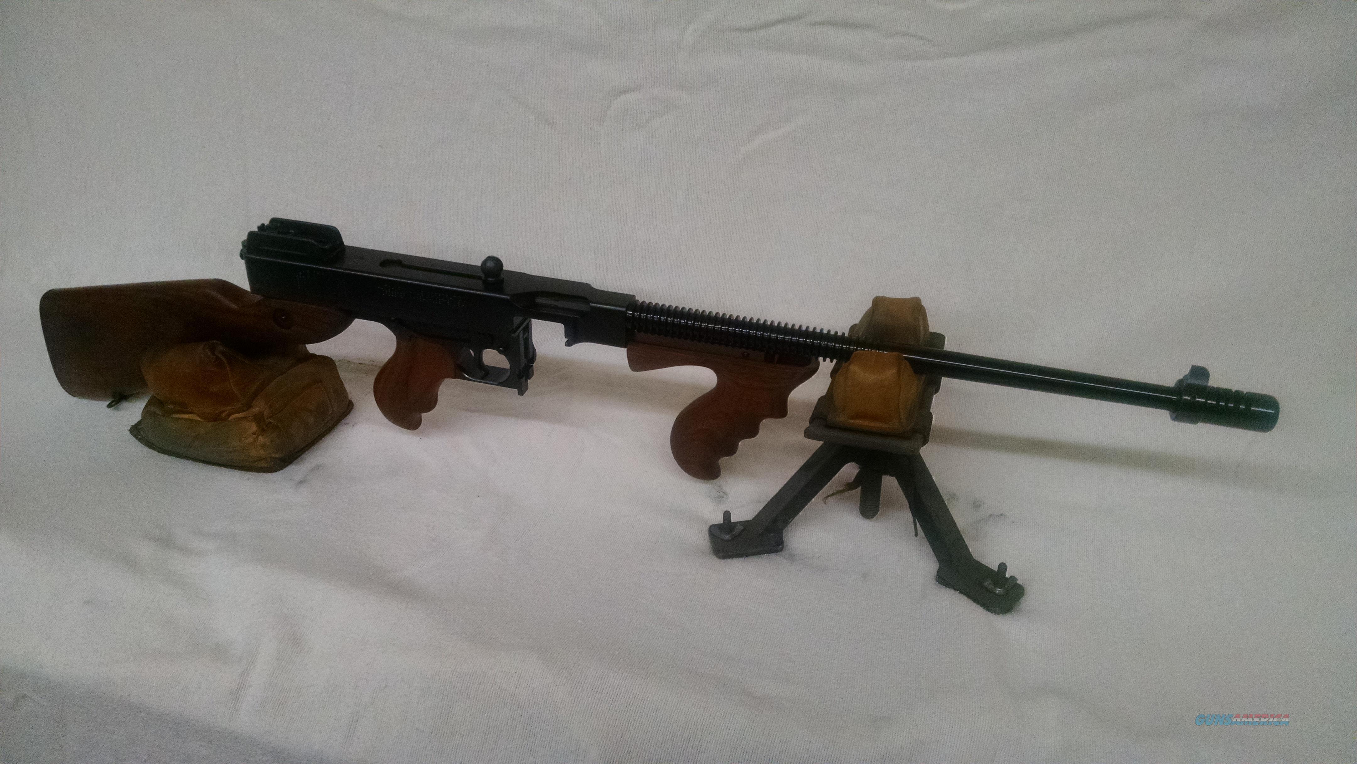 Auto Ordnance Thompson, Kahr Arms, 1927A1, 45 ACP  Guns > Rifles > Auto Ordnance Rifles