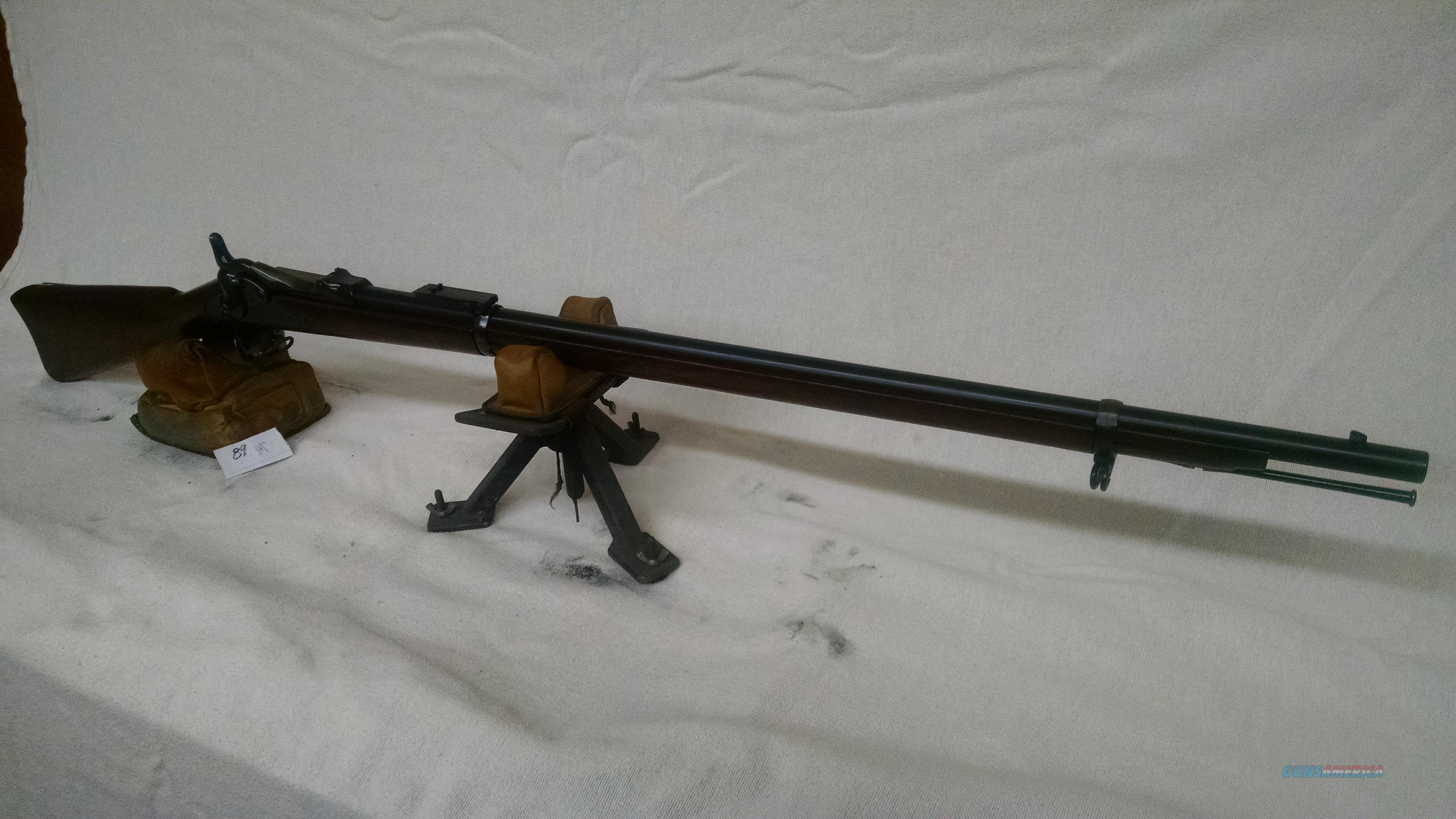 Springfield Trapdoor, 1889, 45-70  Guns > Rifles > Antique (Pre-1899) Rifles - Ctg. Misc.