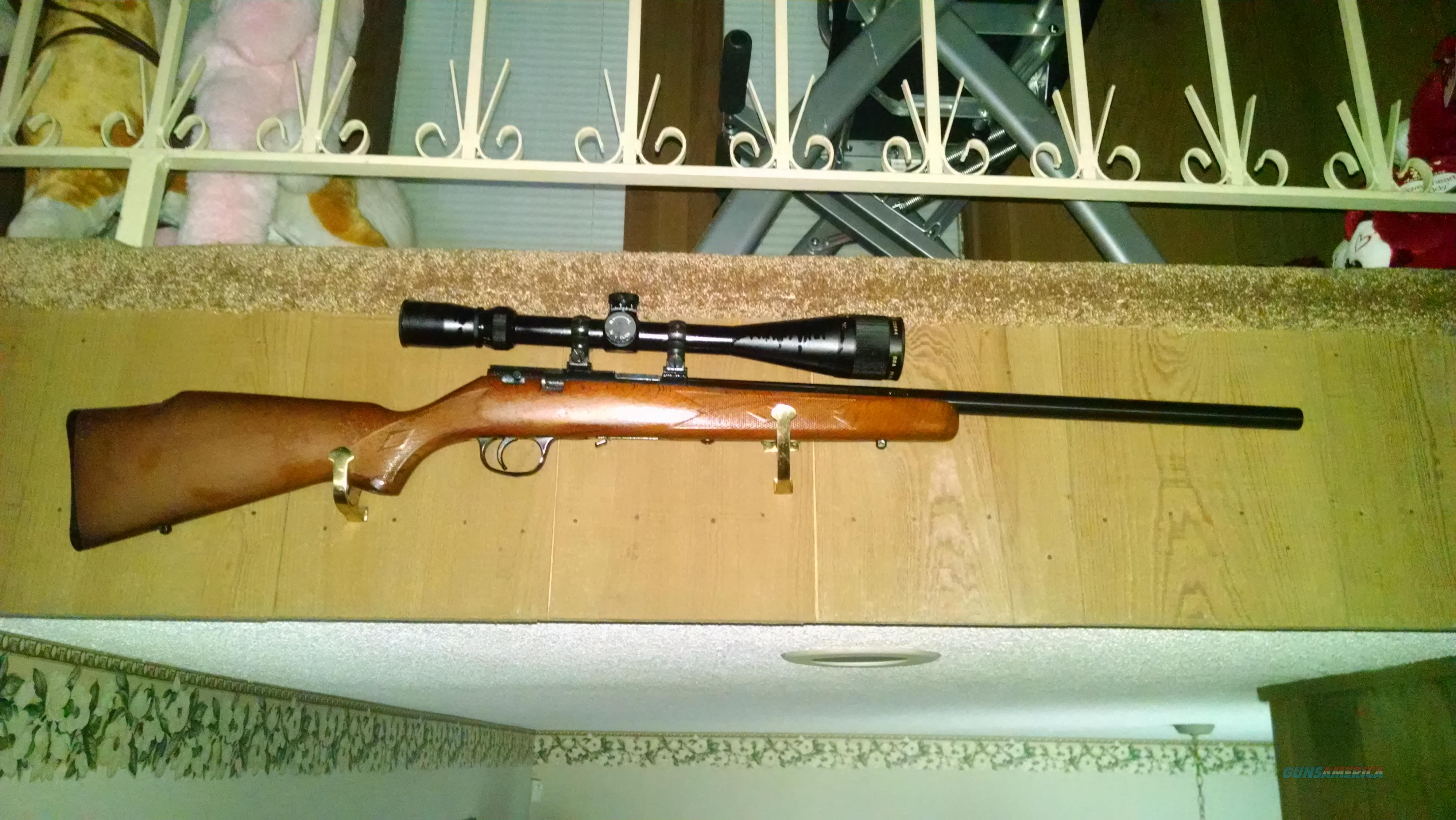 Marlin, 917V, 17HMR  Guns > Rifles > Marlin Rifles > Modern > Bolt/Pump