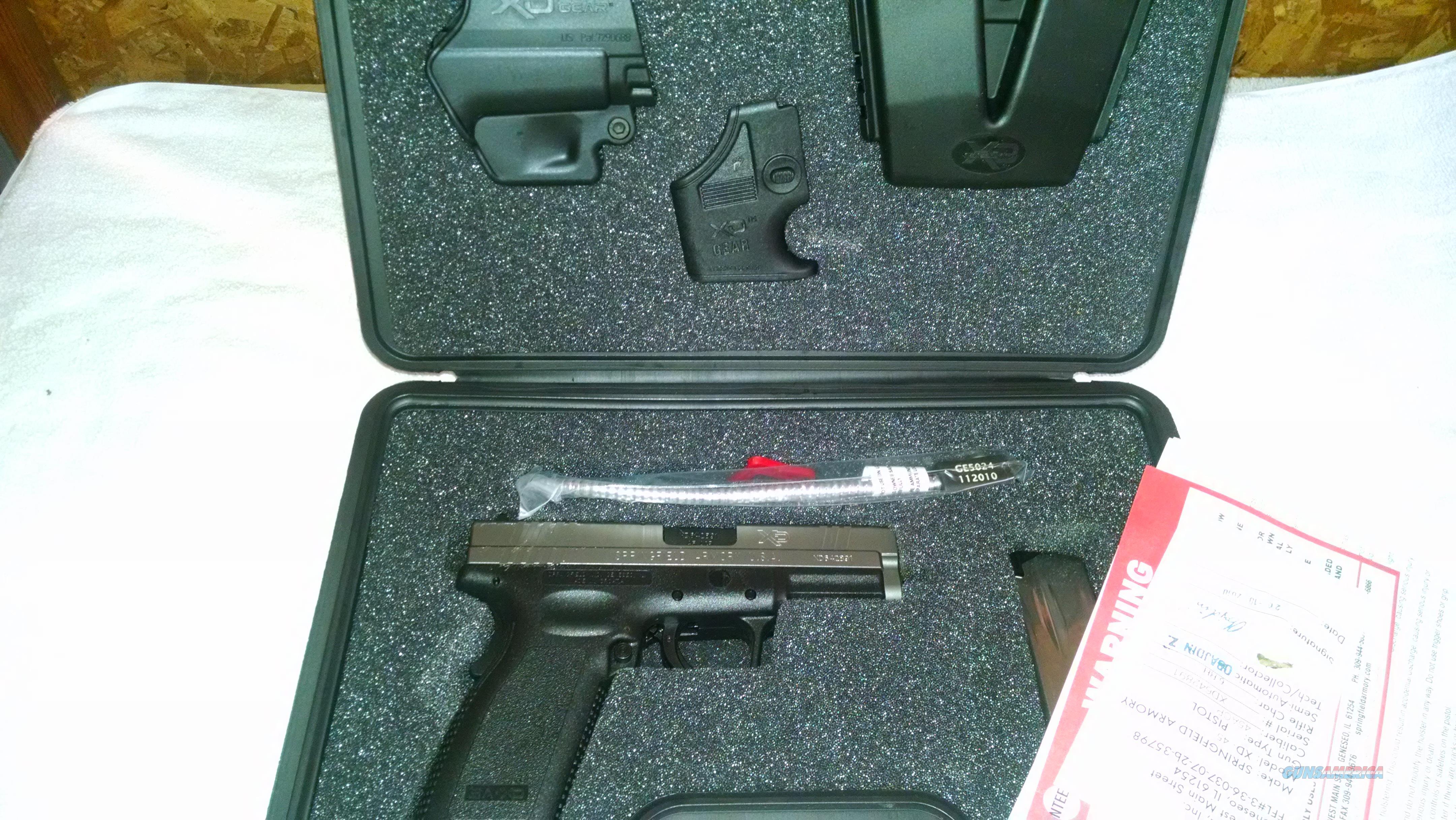 Springfield Armory XD 45, Two tone, NIB  Guns > Pistols > Springfield Armory Pistols > XD (eXtreme Duty)