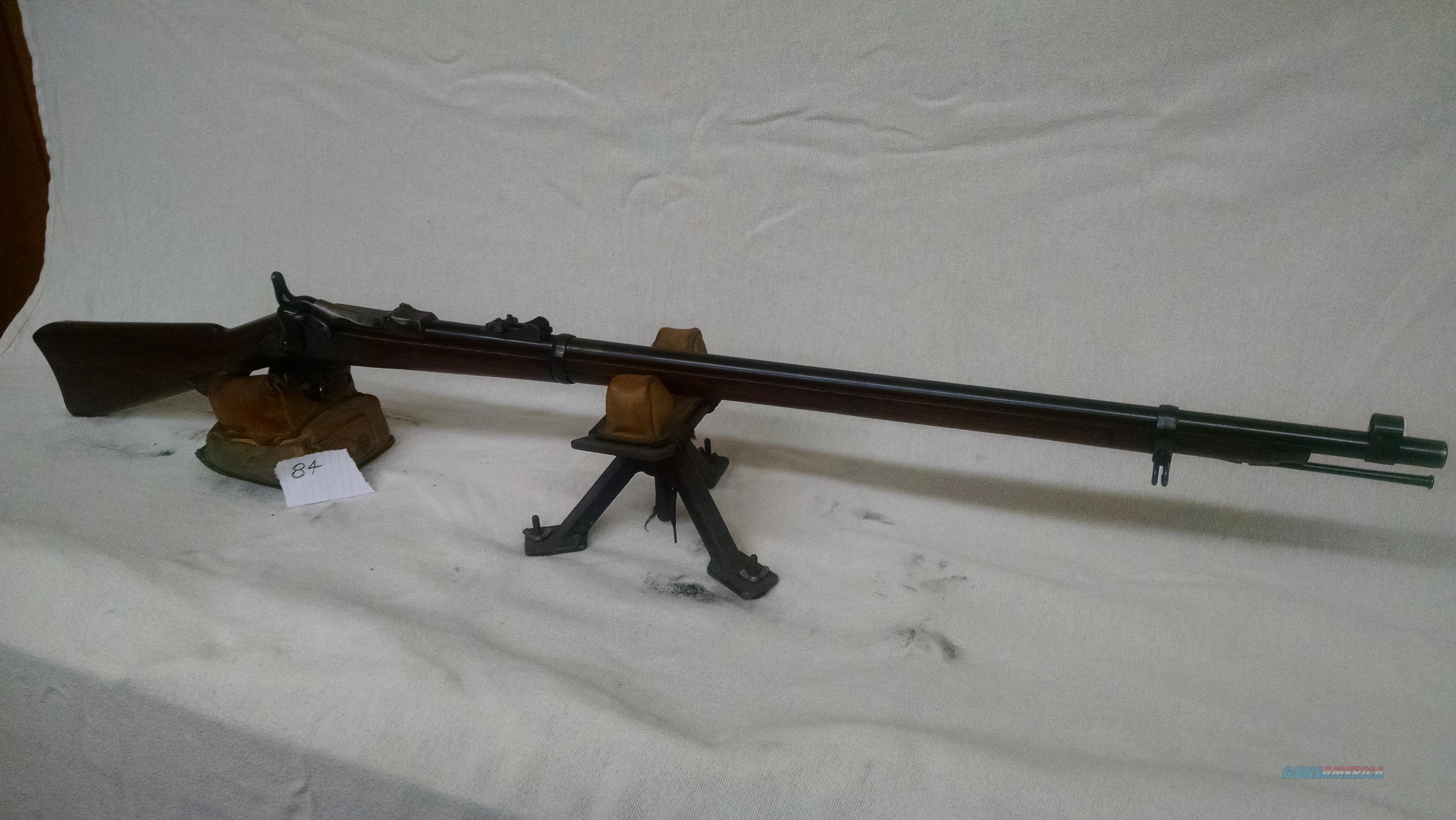 Springfield Trapdoor, 1884, 45-70  Guns > Rifles > Antique (Pre-1899) Rifles - Ctg. Misc.