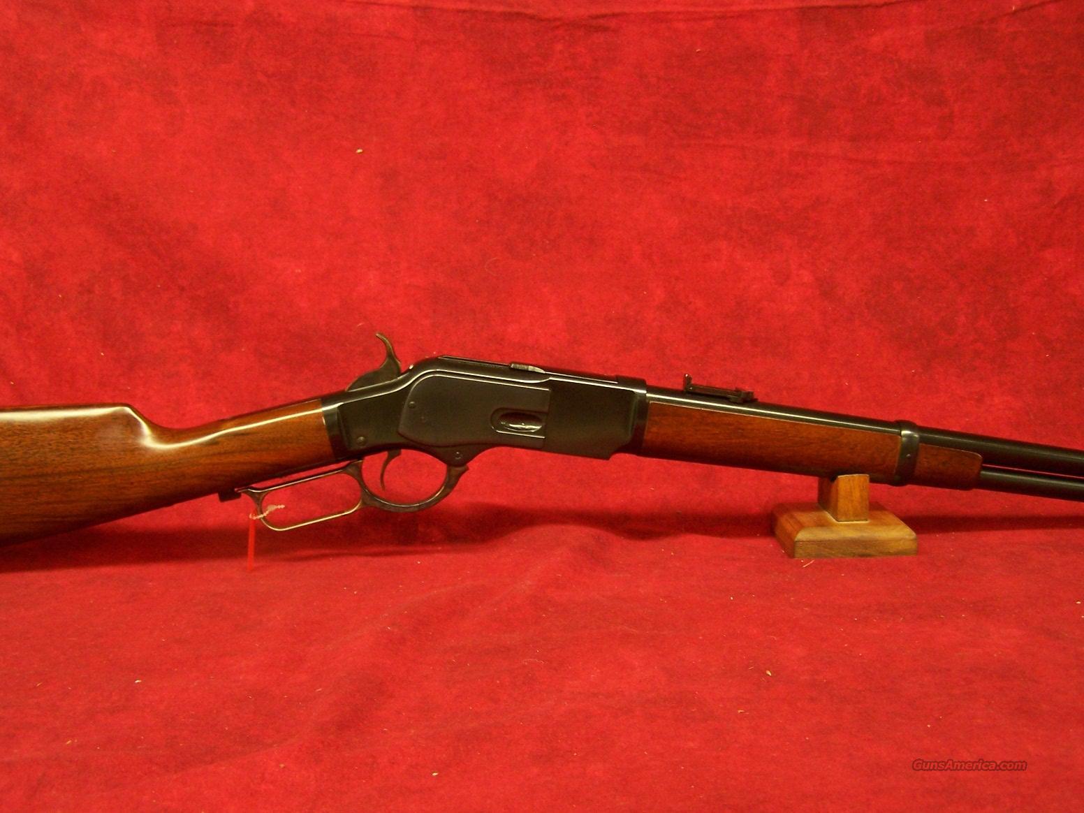"Uberti 1873 Carbine Blue .44-40 19""(342400)  Guns > Rifles > Uberti Rifles > Lever Action"