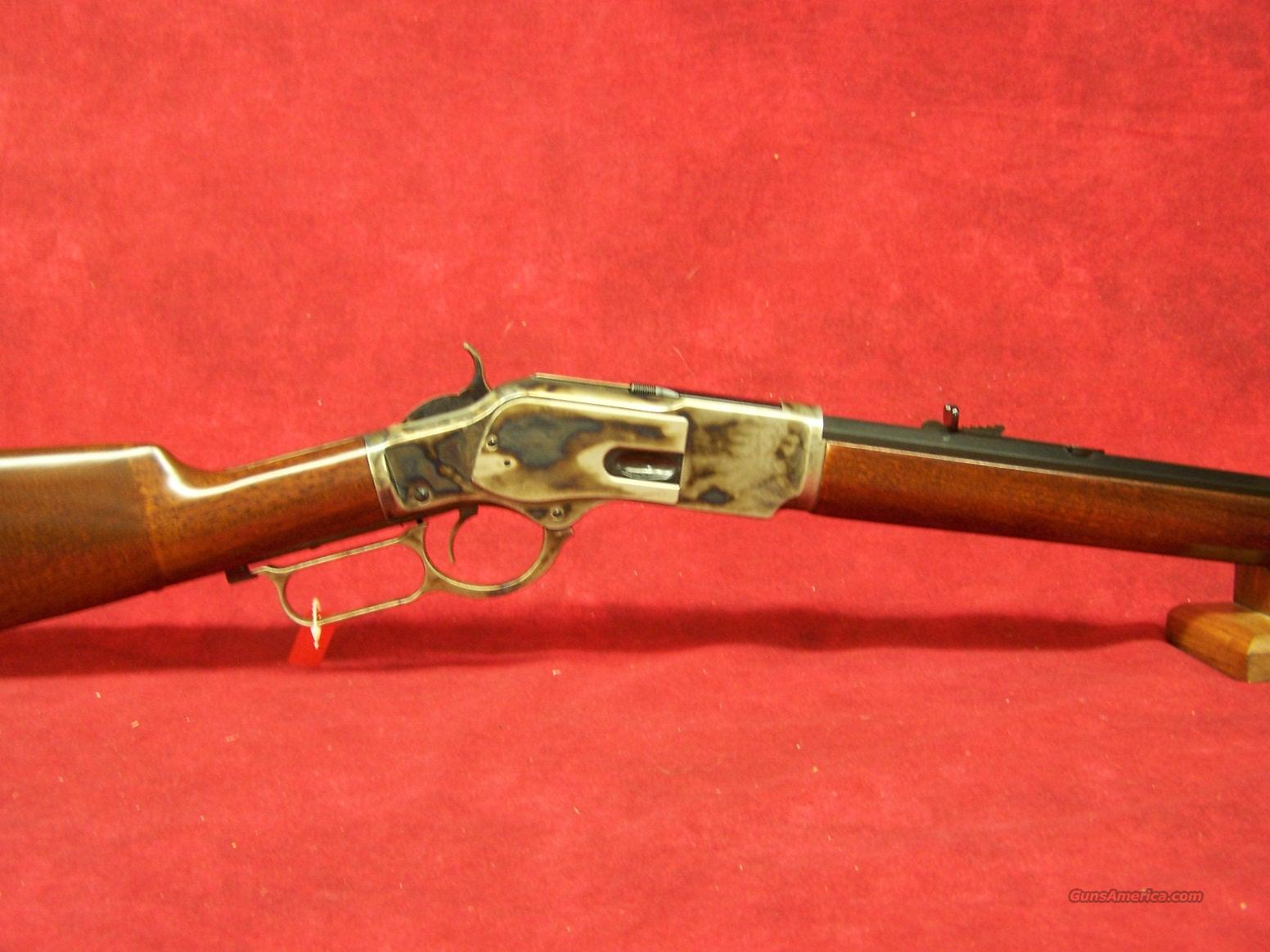"Uberti 1873 Sporting Rifle .45LC  24 1/4"" (342820)  Guns > Rifles > Uberti Rifles > Lever Action"