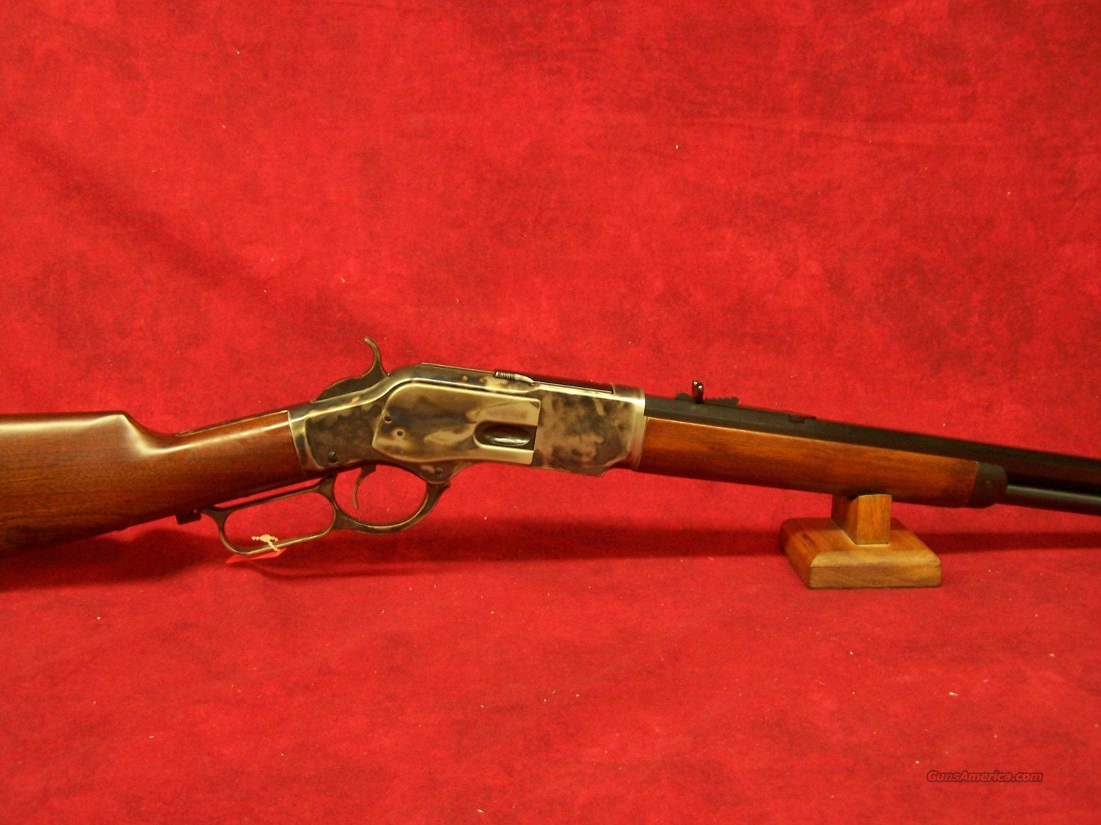 "Uberti 1873 Short Rifle 20"" Barrel .45LC (342810)  Guns > Rifles > Uberti Rifles > Lever Action"