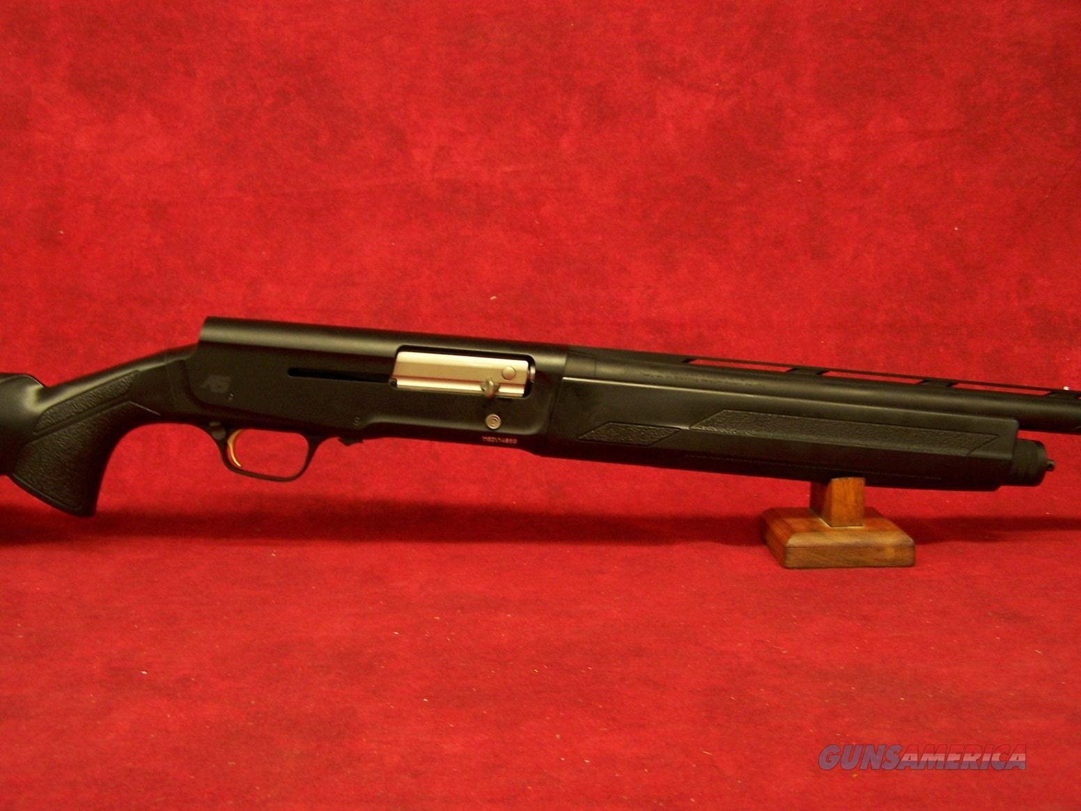 """Browning A5 12ga 3"""" Stalker 28"""" Barrel (0118013004)  Guns > Shotguns > Browning Shotguns > Autoloaders > Hunting"""