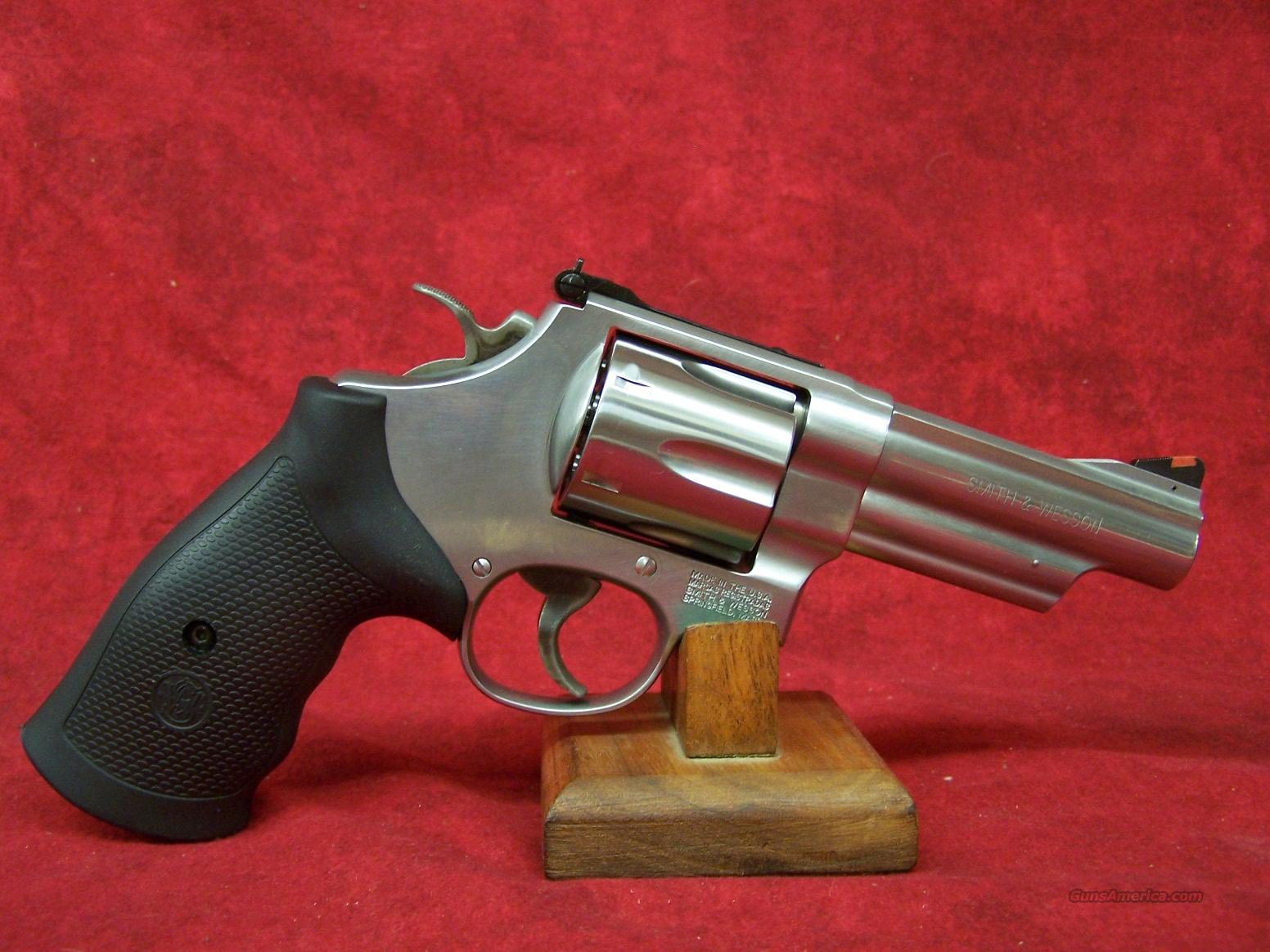 "Smith & Wesson 629-6  4"" 44mag (163603)  Guns > Pistols > Smith & Wesson Revolvers > Model 629"