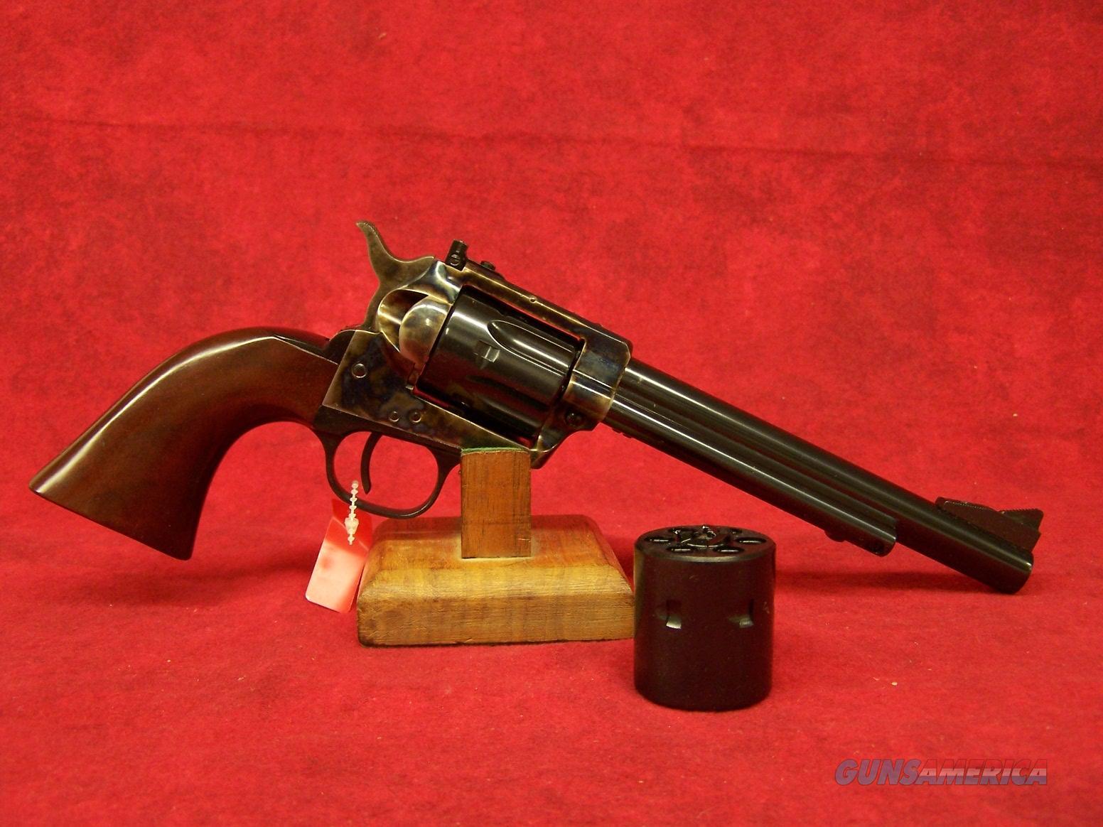 Uberti 1873 Cattleman Stallion Target Conversion NM  .22lr/.22mag (349882)  Guns > Pistols > Uberti Pistols > Ctg.